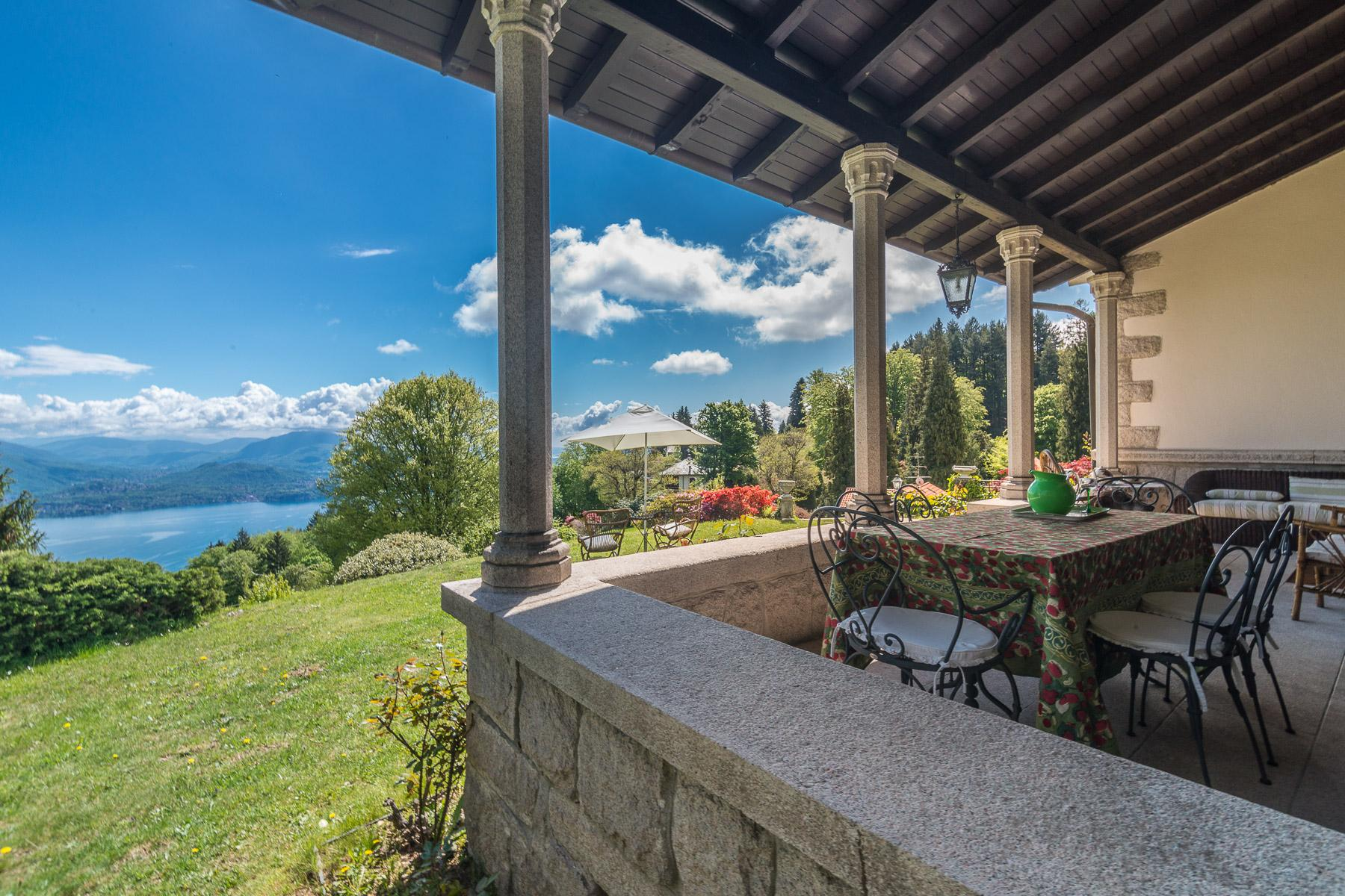 Charming historic villa on the hills of Stresa - 30