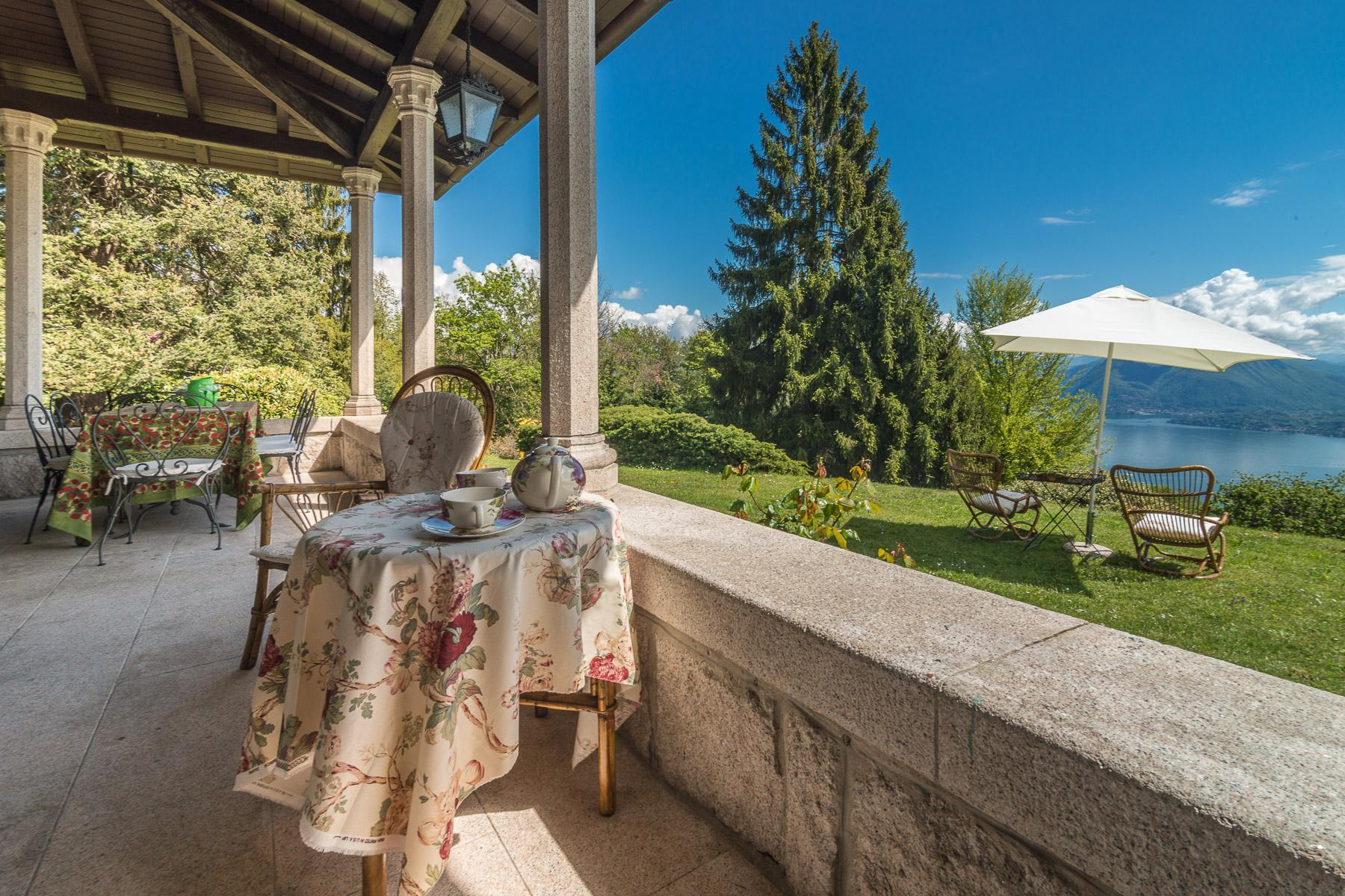 Charming historic villa on the hills of Stresa - 31