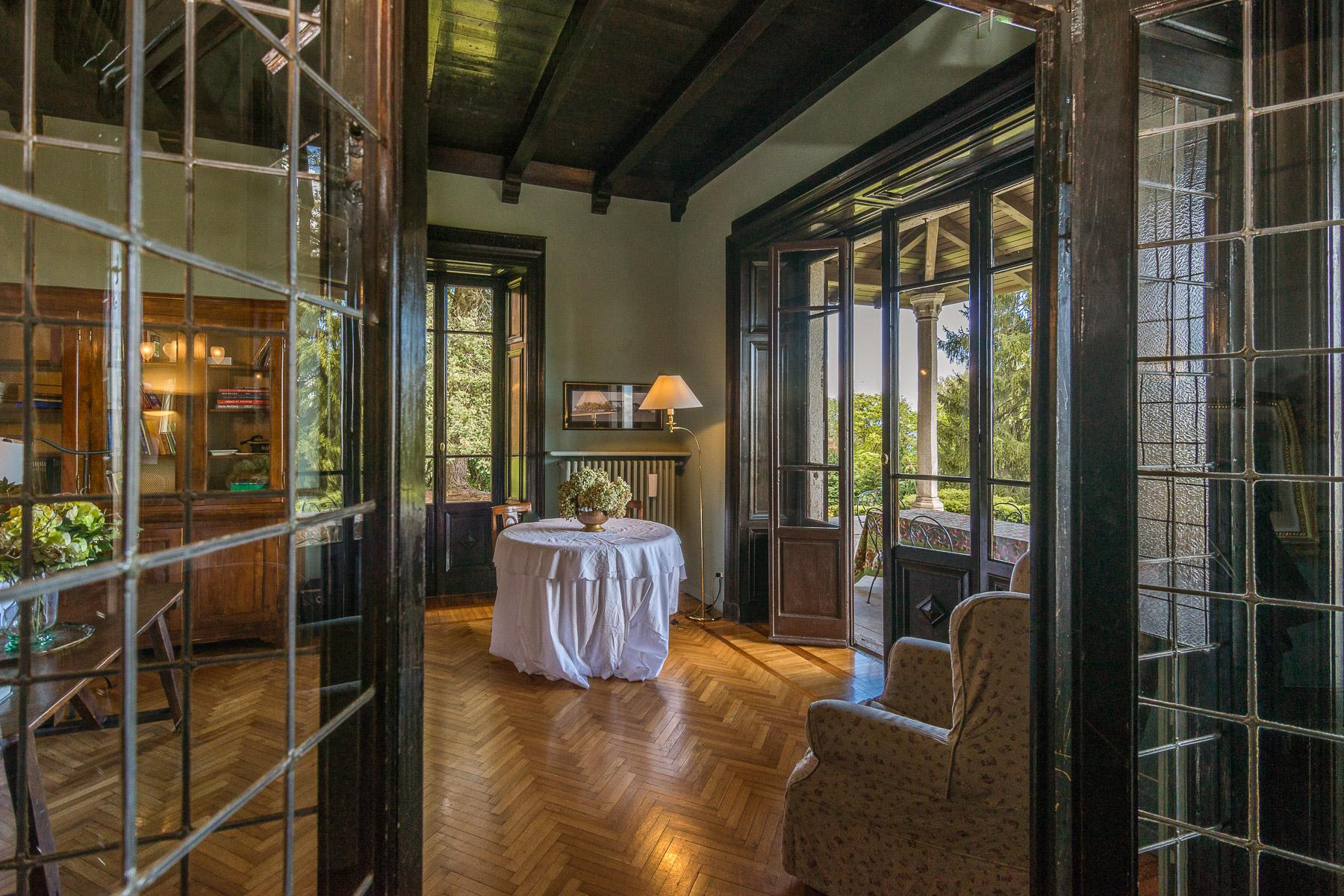 Charming historic villa on the hills of Stresa - 11