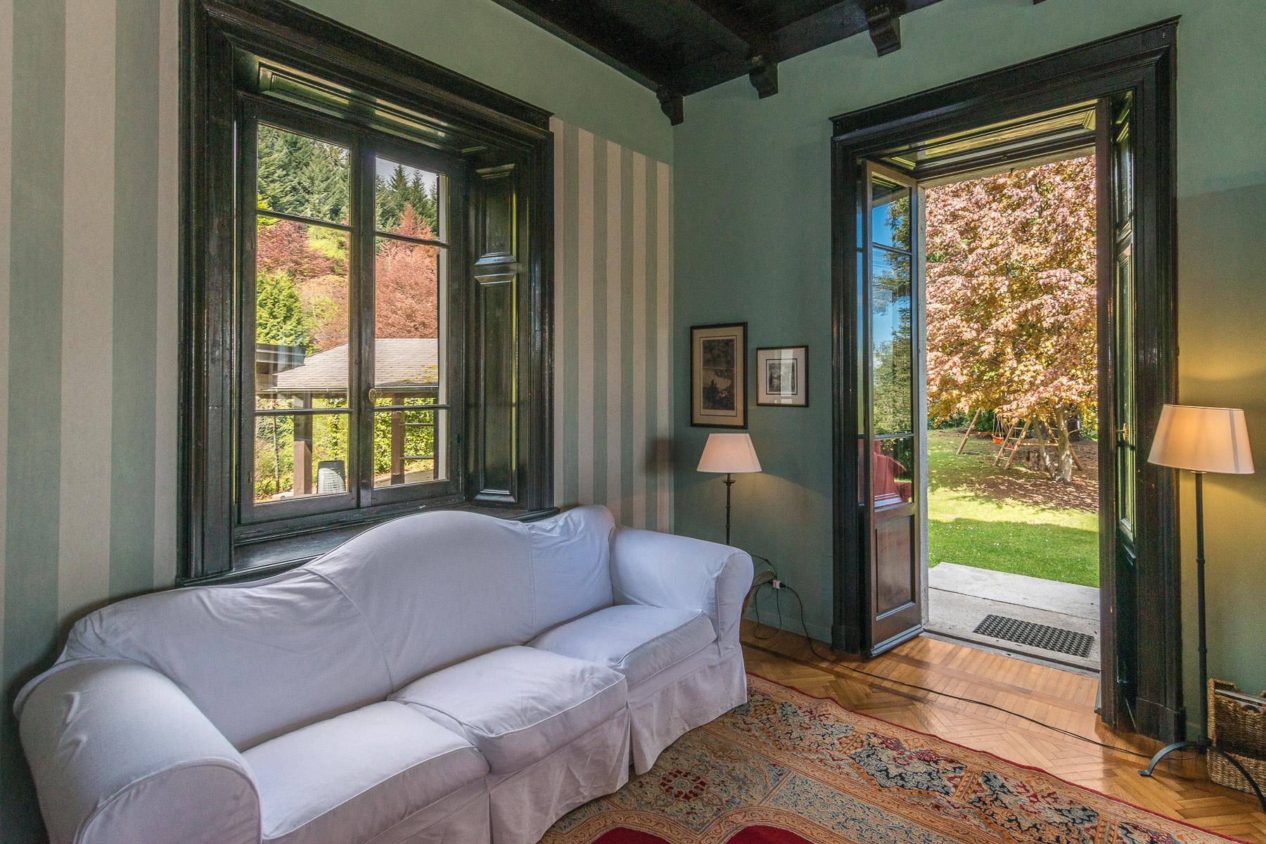 Charming historic villa on the hills of Stresa - 12