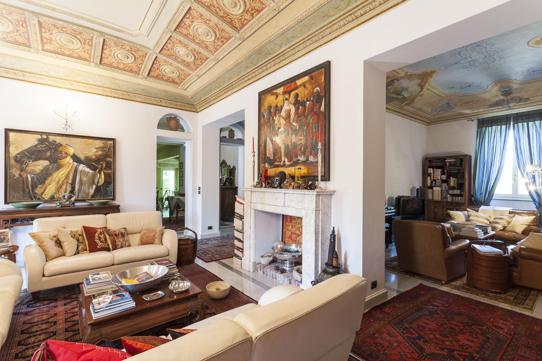 Elegante Villa Liberty con parco privato a Rivoli - 3