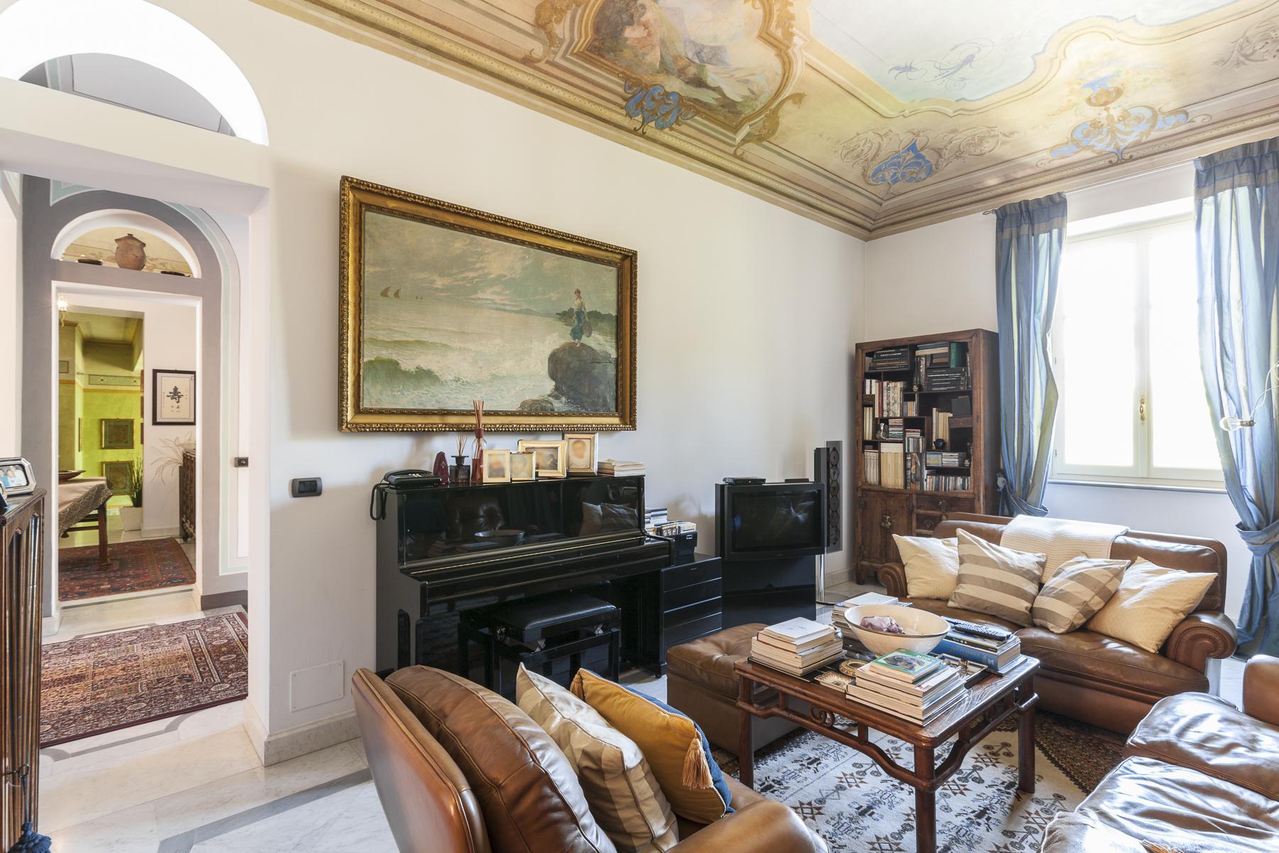 Elegante Villa Liberty con parco privato a Rivoli - 5