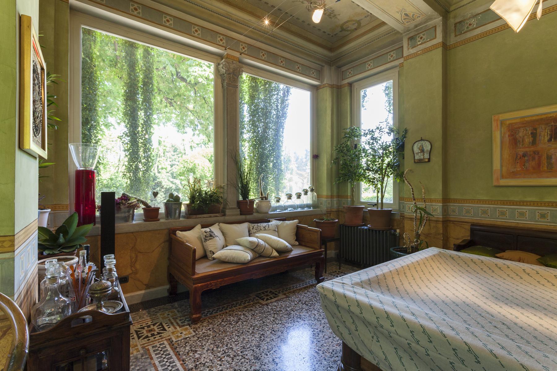 Elegante Villa Liberty con parco privato a Rivoli - 17