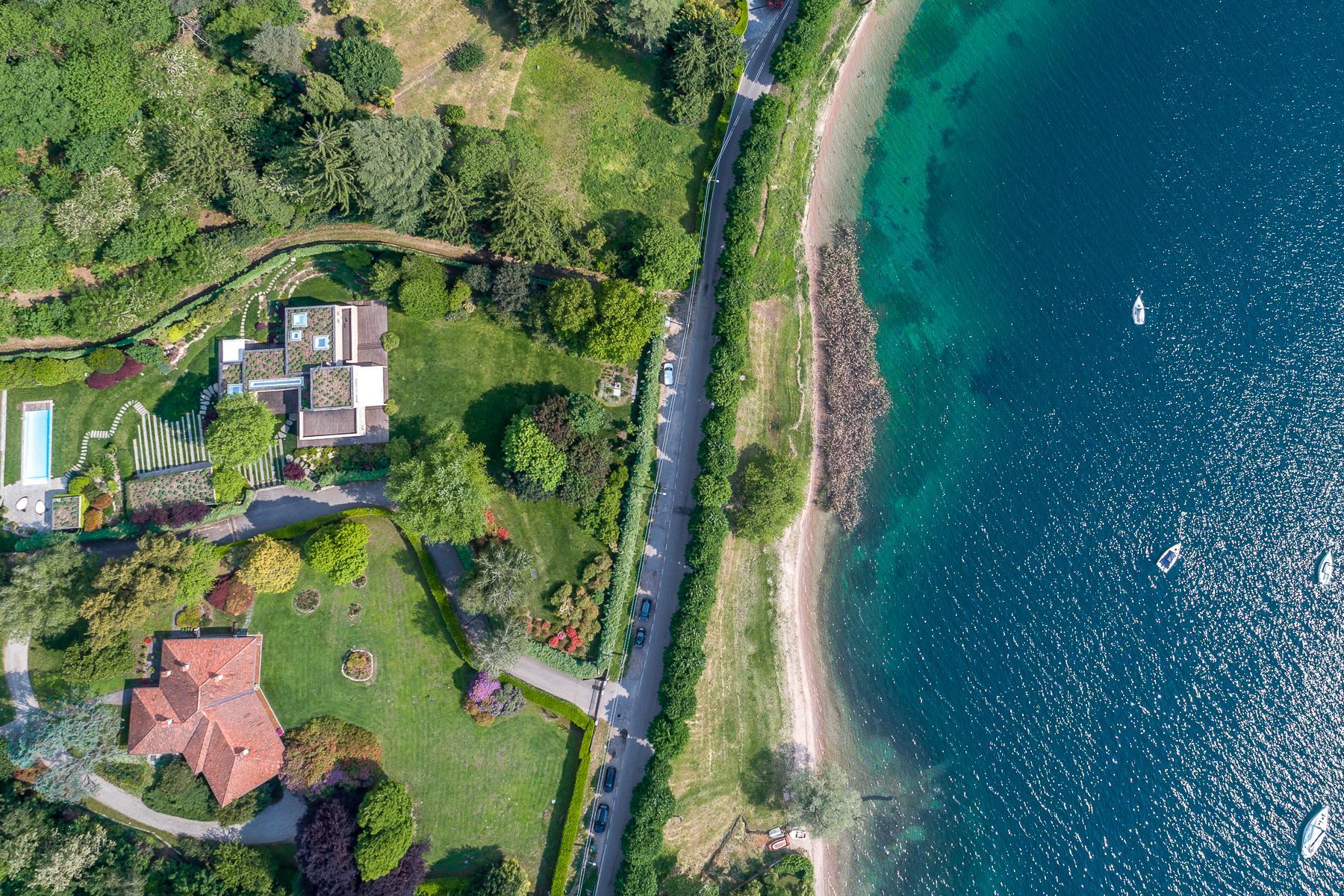 Villa di design eco sostenibile sul Lago Maggiore - 28