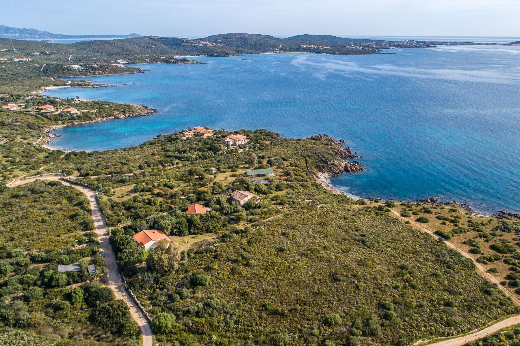 Golfo Aranci Sos Aranzos Splendida villa con accesso privato alla spiaggia - 23