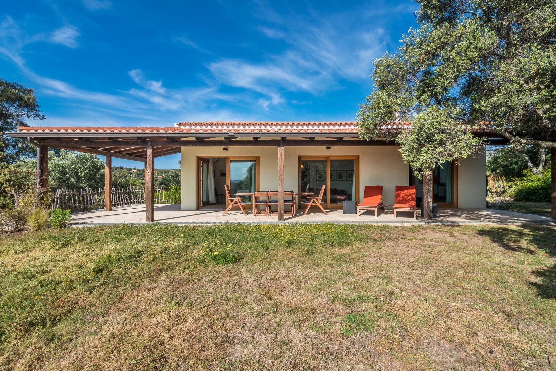 Golfo Aranci Sos Aranzos Wonderfull Villa with direct access to the beach - 1
