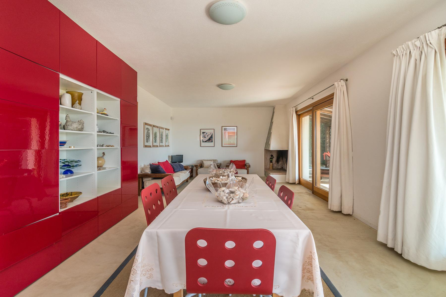 Golfo Aranci Sos Aranzos Splendida villa con accesso privato alla spiaggia - 5