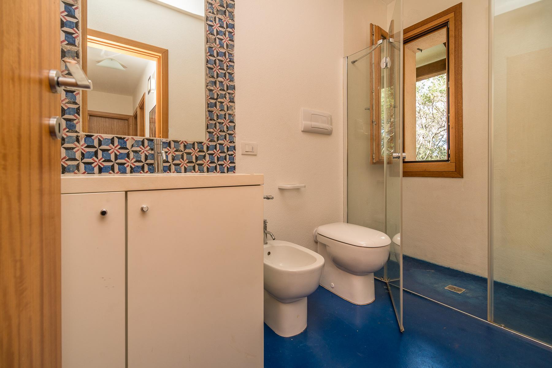 Golfo Aranci Sos Aranzos Wonderfull Villa with direct access to the beach - 12