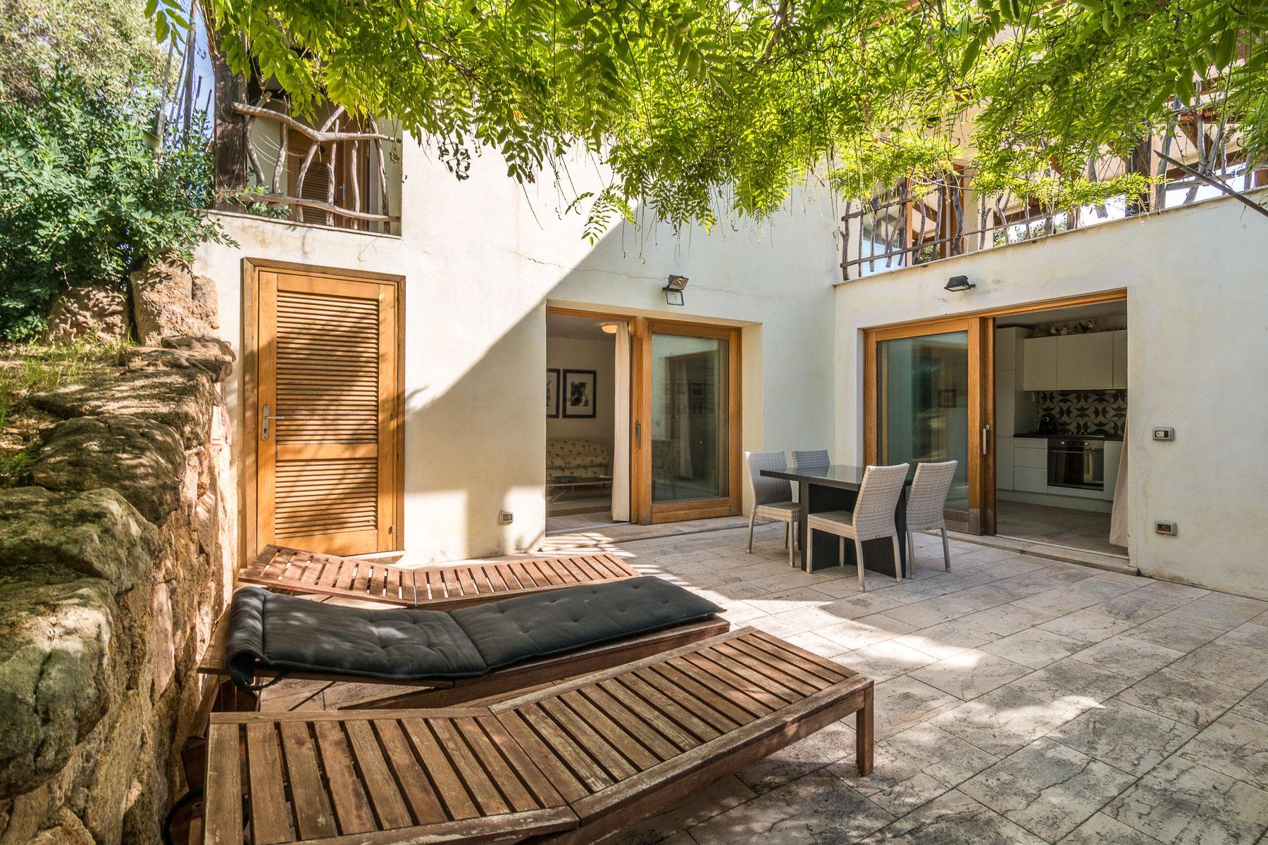 Golfo Aranci Sos Aranzos Splendida villa con accesso privato alla spiaggia - 19