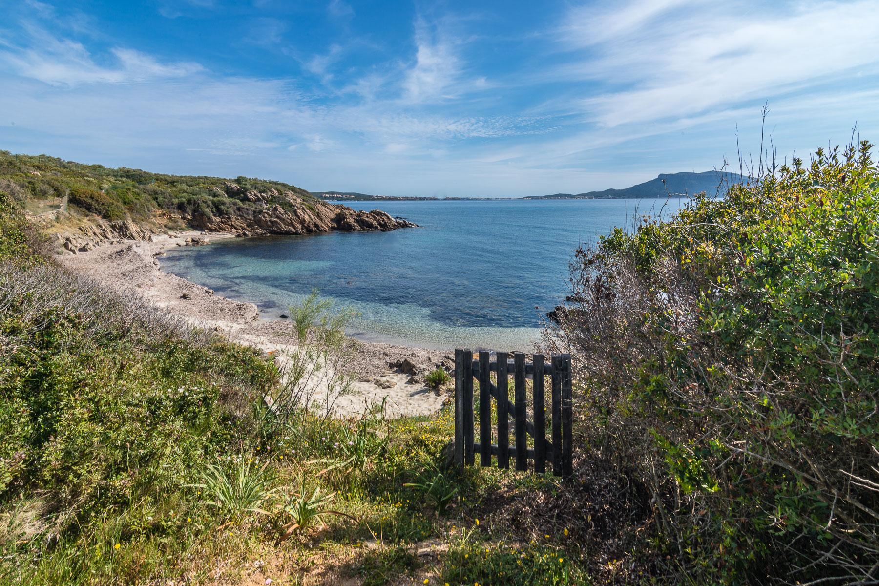Golfo Aranci Sos Aranzos Splendida villa con accesso privato alla spiaggia - 21
