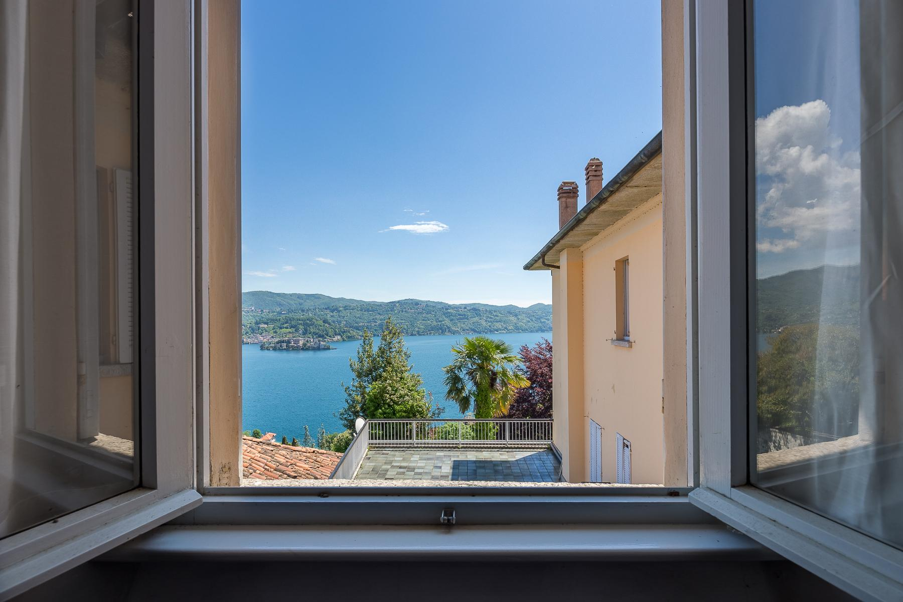Semi-detached house on Lake Orta - 15