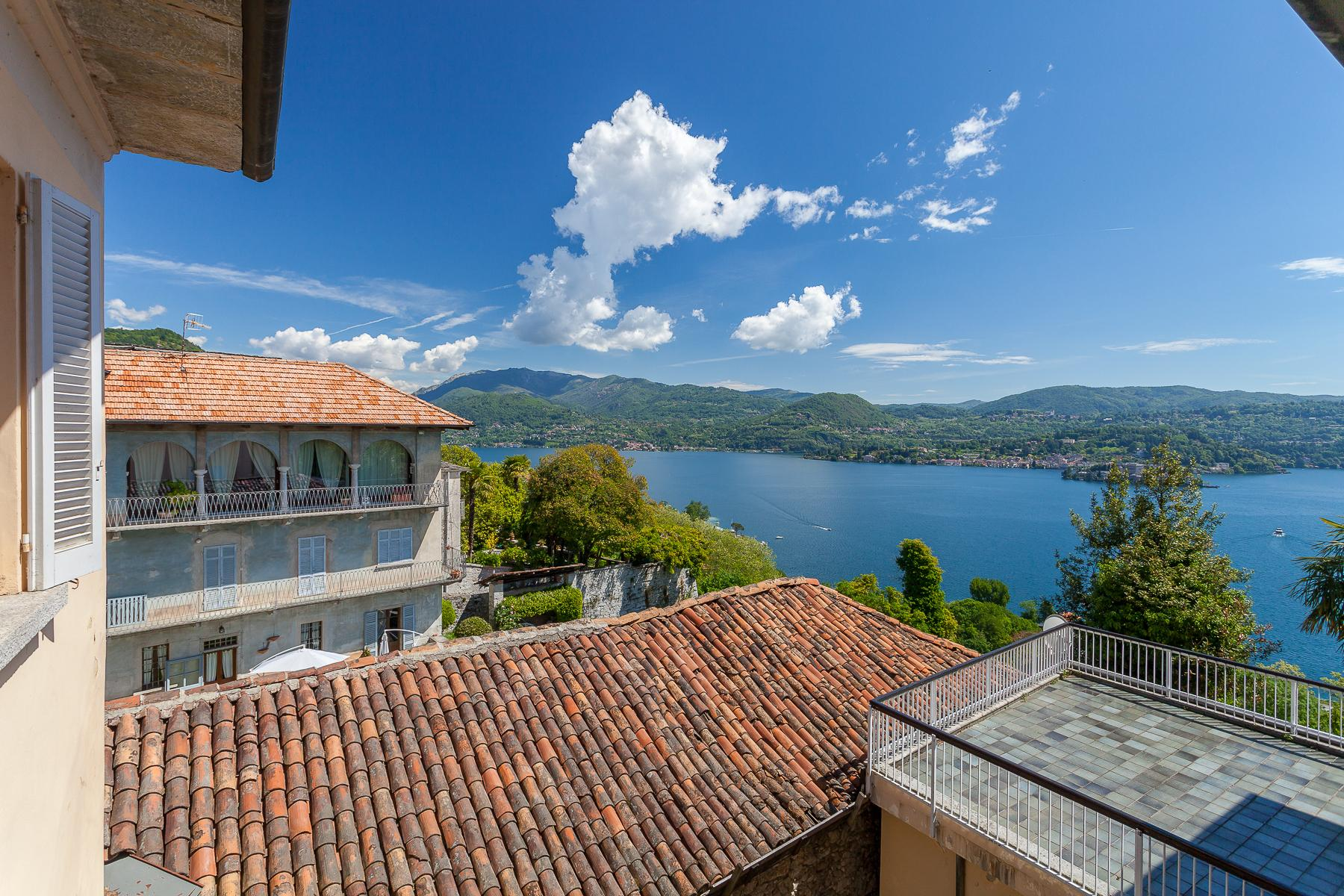Semi-detached house on Lake Orta - 4