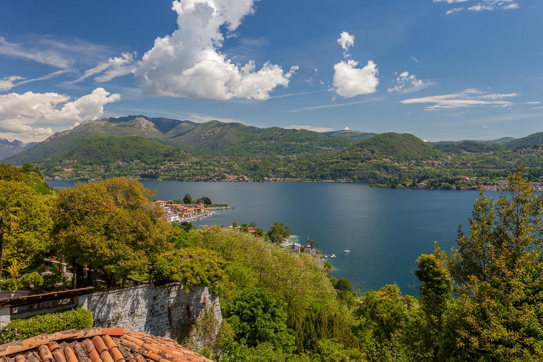 Semi-detached house on Lake Orta - 24