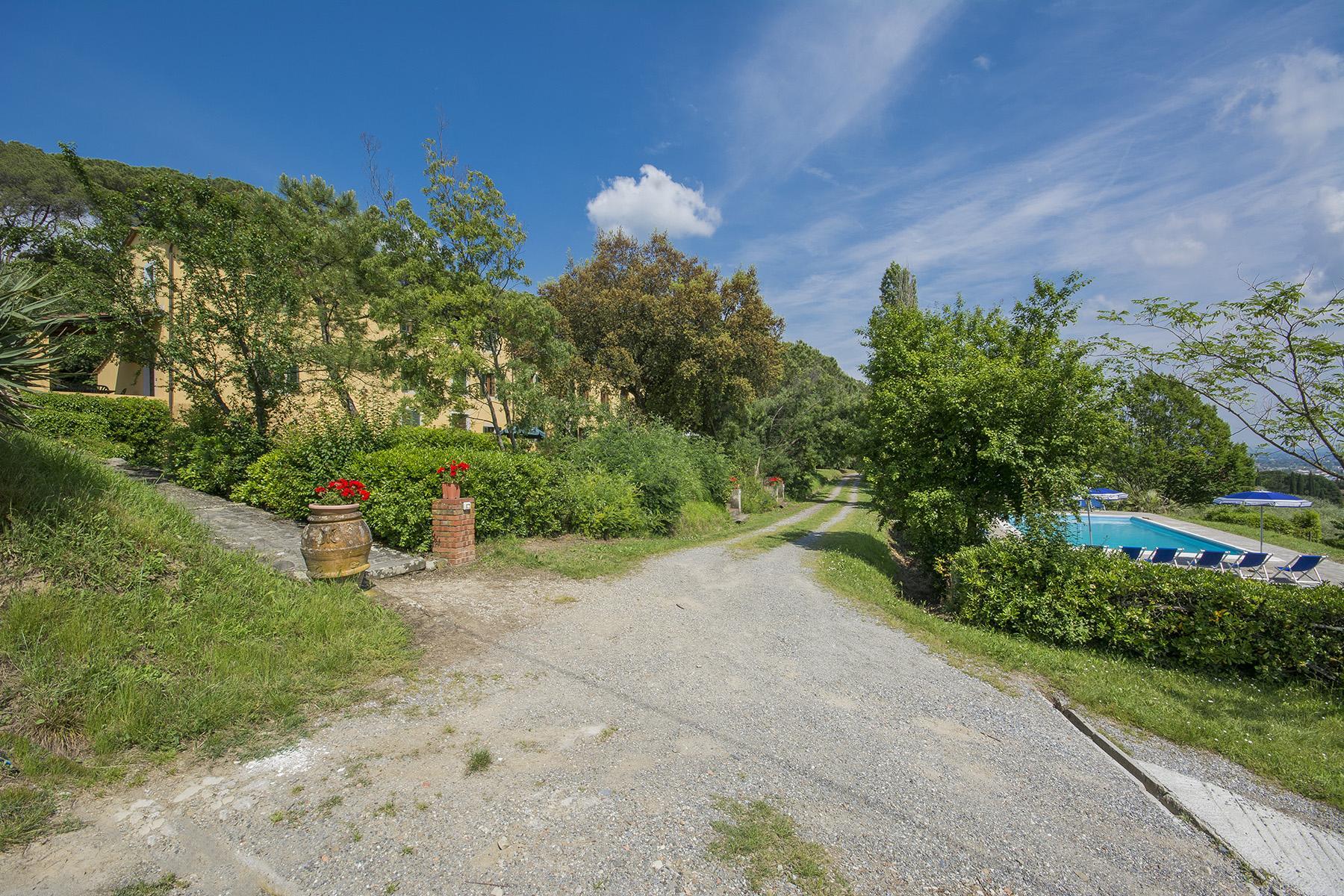 Pescia小山丘上美丽的乡间农舍 - 32