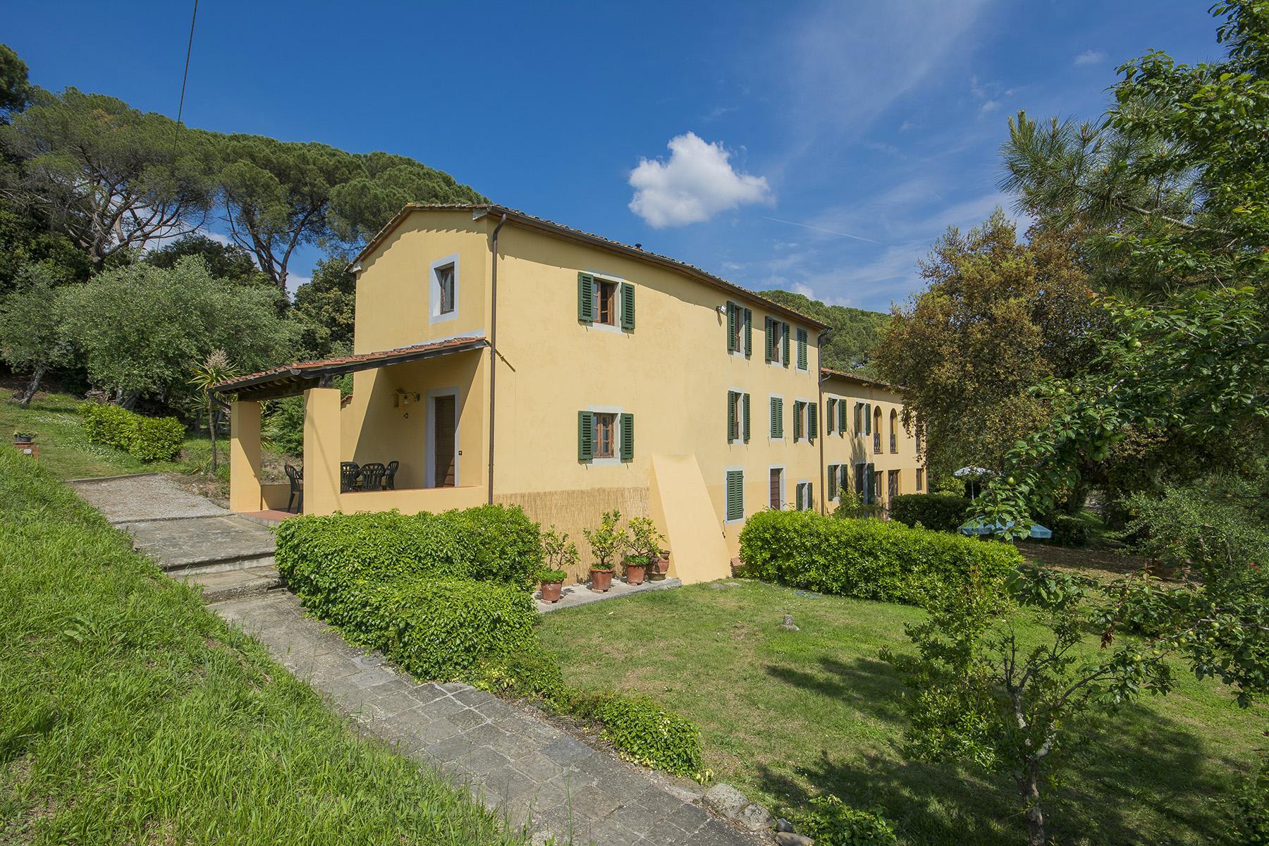 Belle maison de campagne dans les collines de Pescia - 34