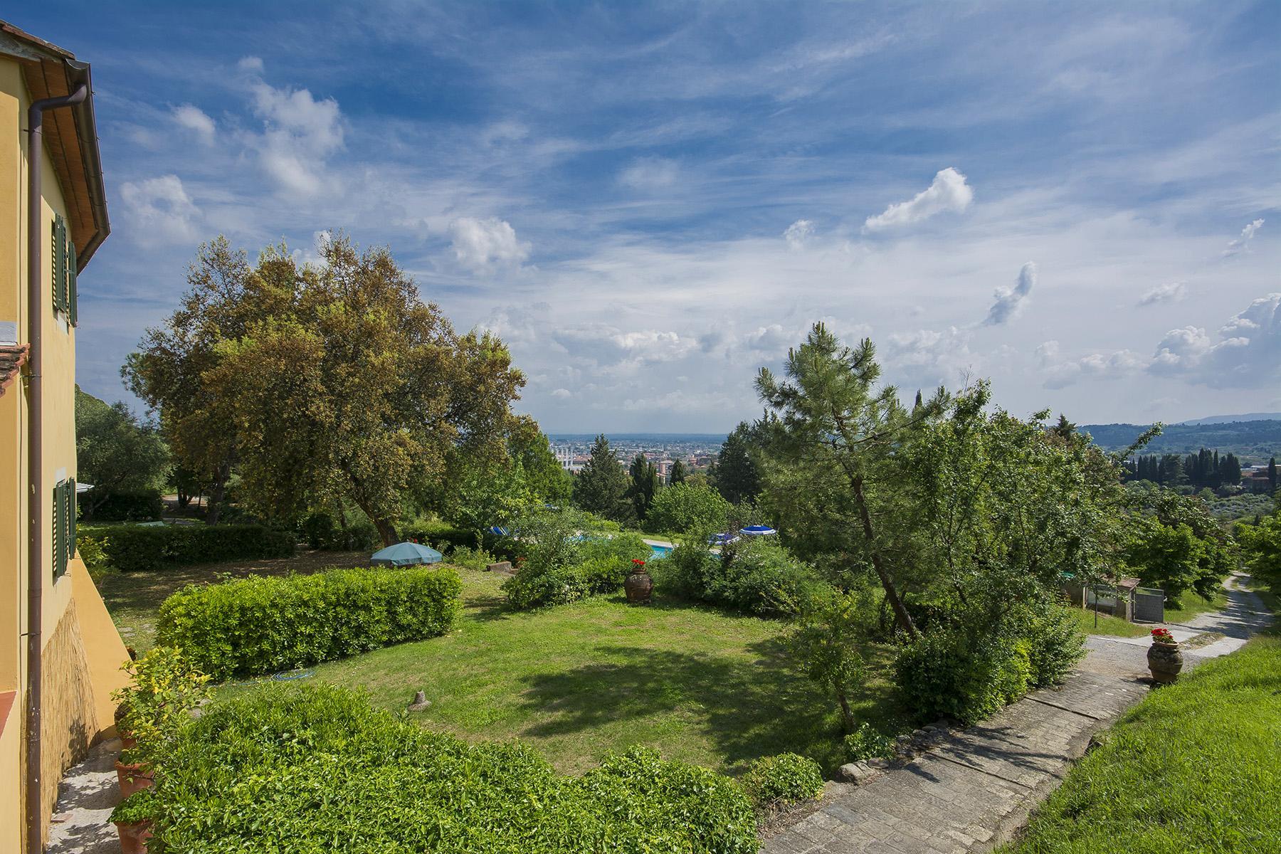 Pescia小山丘上美丽的乡间农舍 - 36