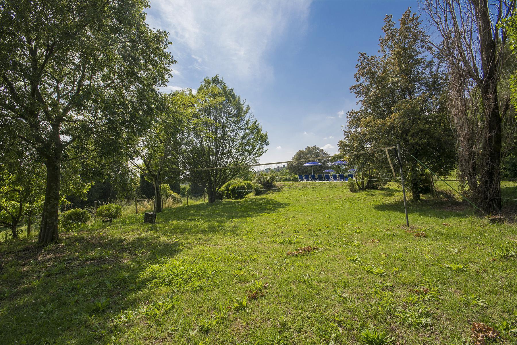 Pescia小山丘上美丽的乡间农舍 - 43