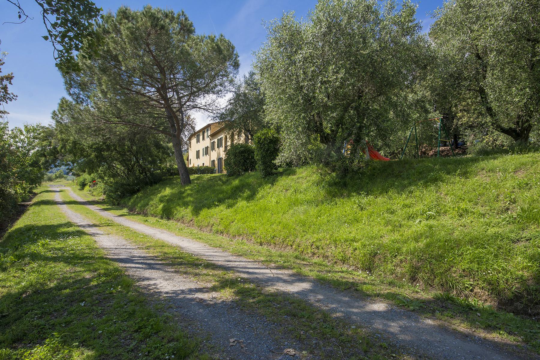 Pescia小山丘上美丽的乡间农舍 - 46