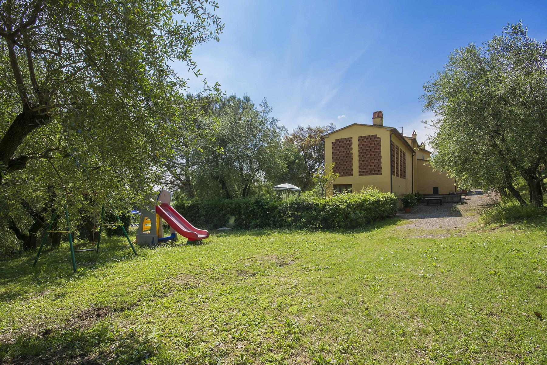 Pescia小山丘上美丽的乡间农舍 - 47