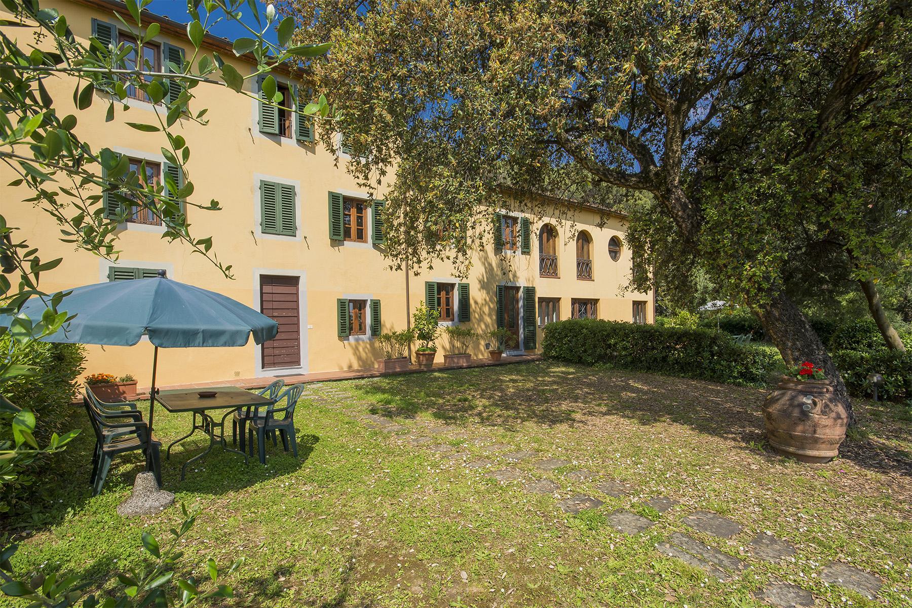 Belle maison de campagne dans les collines de Pescia - 13