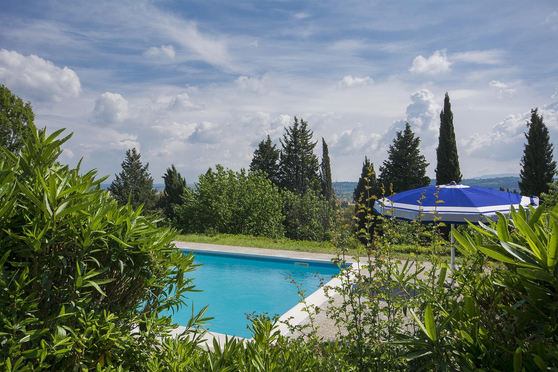 Pescia小山丘上美丽的乡间农舍 - 48