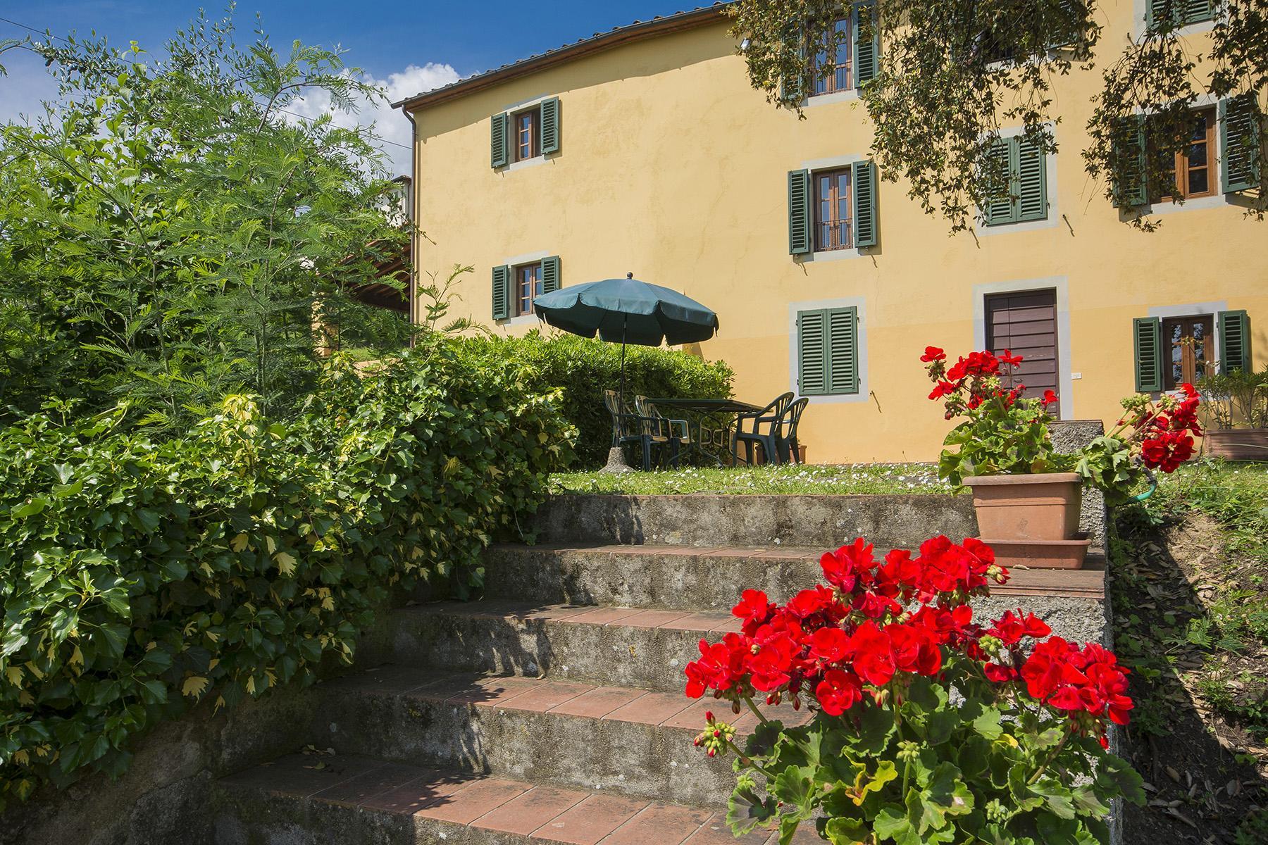 Belle maison de campagne dans les collines de Pescia - 49