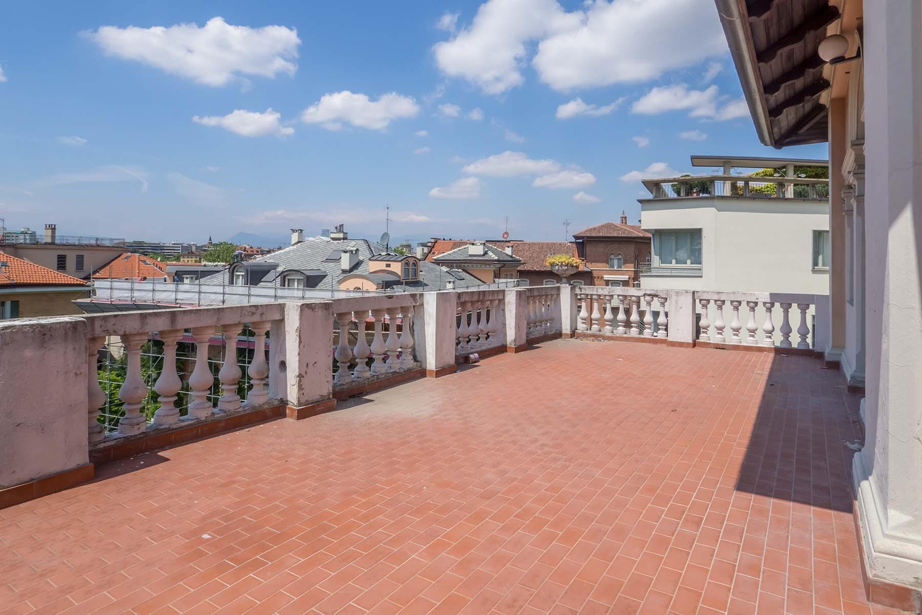 Charmante Penthouse mit Terrassen im Crimea Stadtviertel - 12