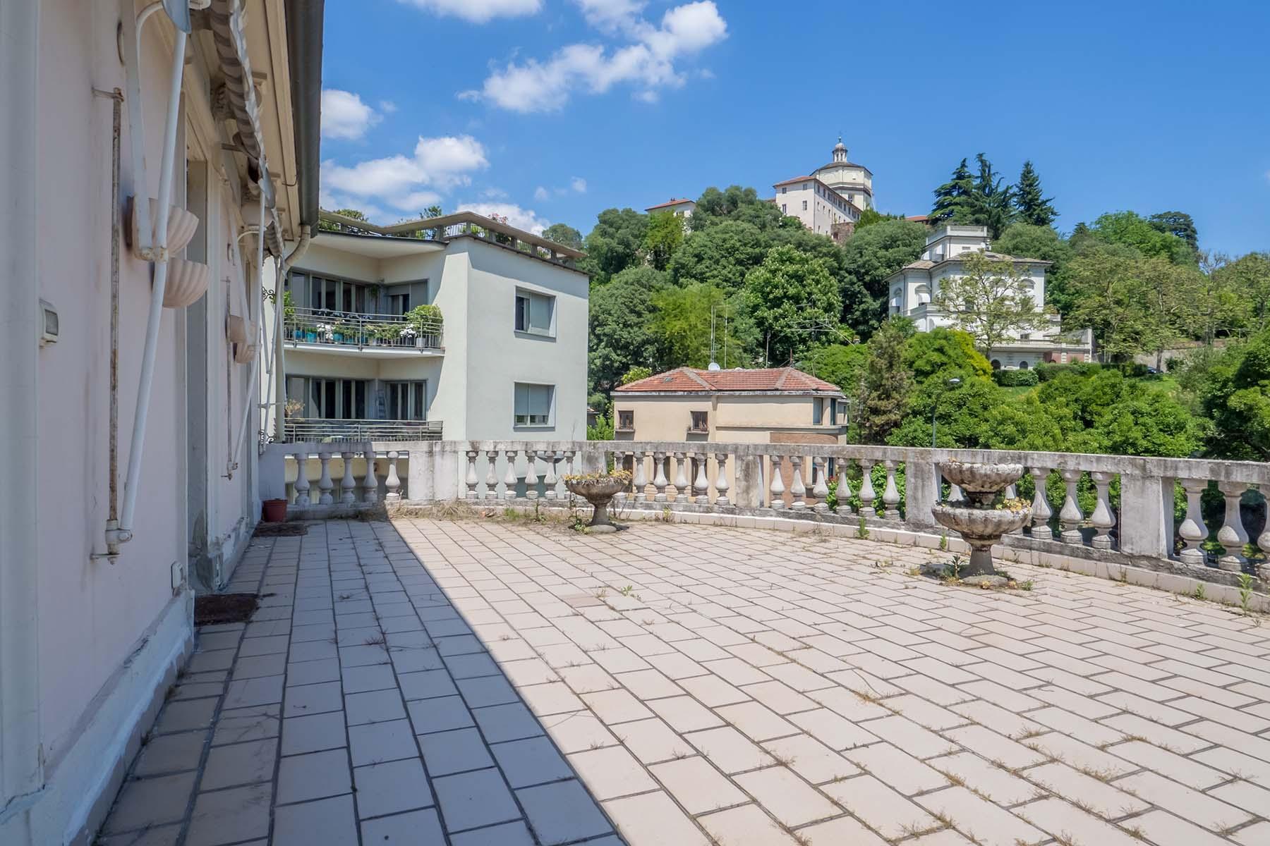 Charmante Penthouse mit Terrassen im Crimea Stadtviertel - 10
