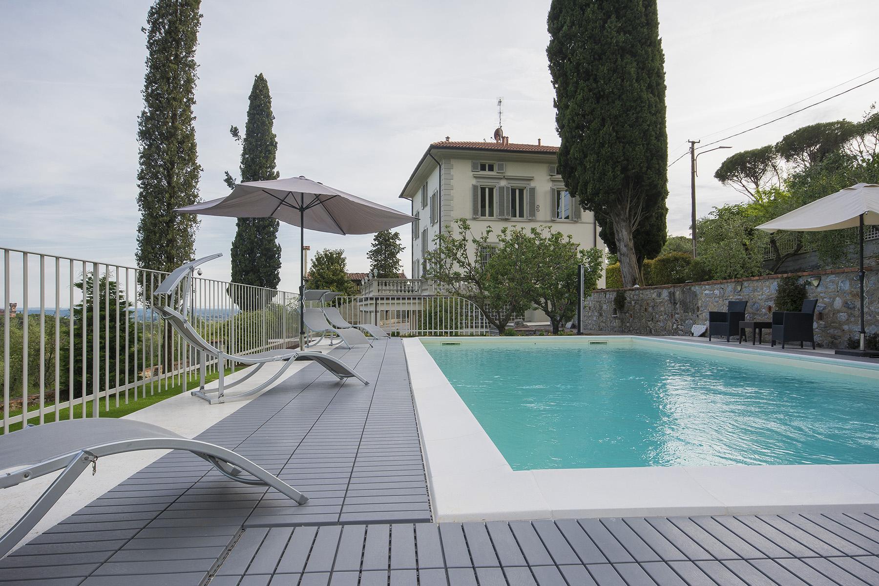 Elegante villa Liberty a Montecatini Terme. - 4