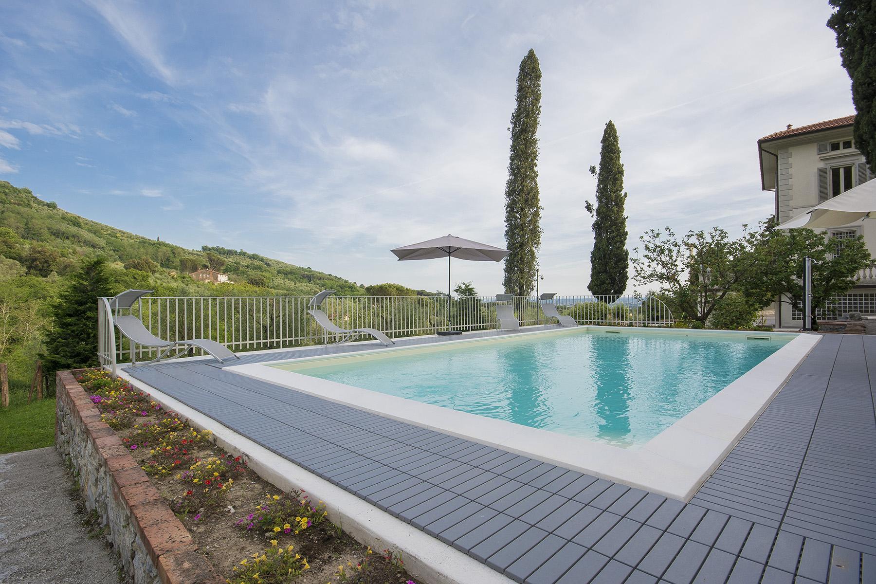 Montecatini Terme小镇优雅的新艺术风格的别墅 - 32