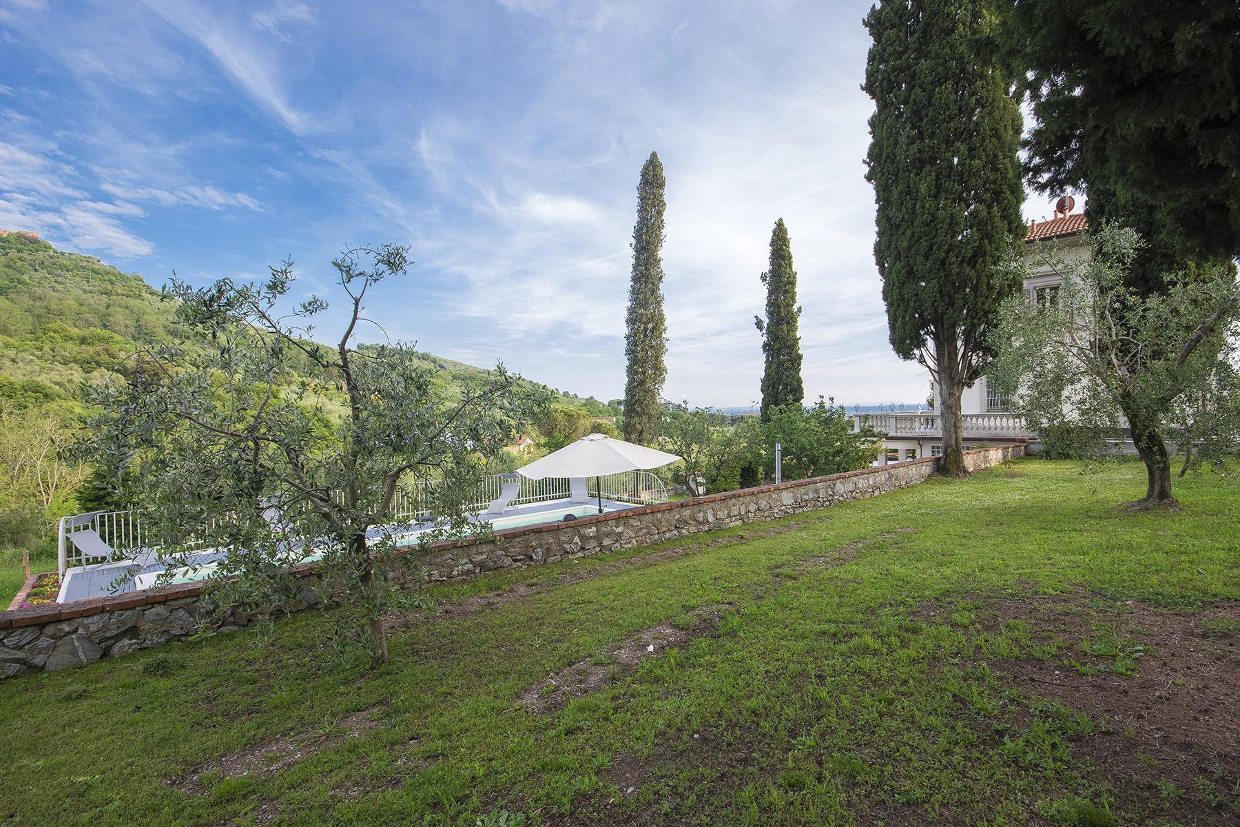 Montecatini Terme小镇优雅的新艺术风格的别墅 - 33