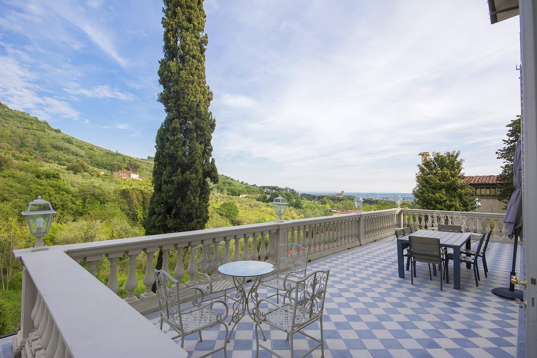 Montecatini Terme小镇优雅的新艺术风格的别墅 - 6