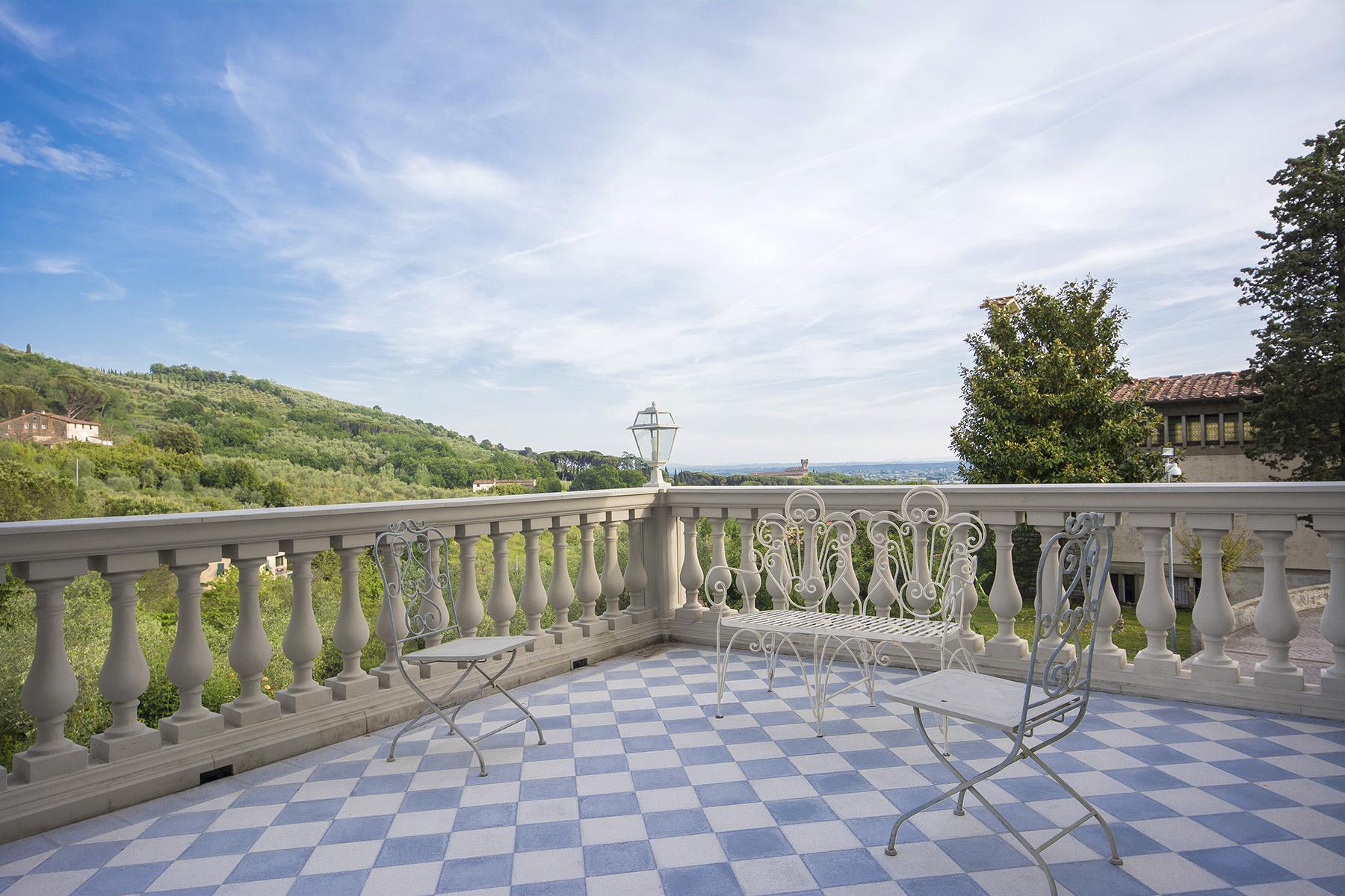 Montecatini Terme小镇优雅的新艺术风格的别墅 - 34