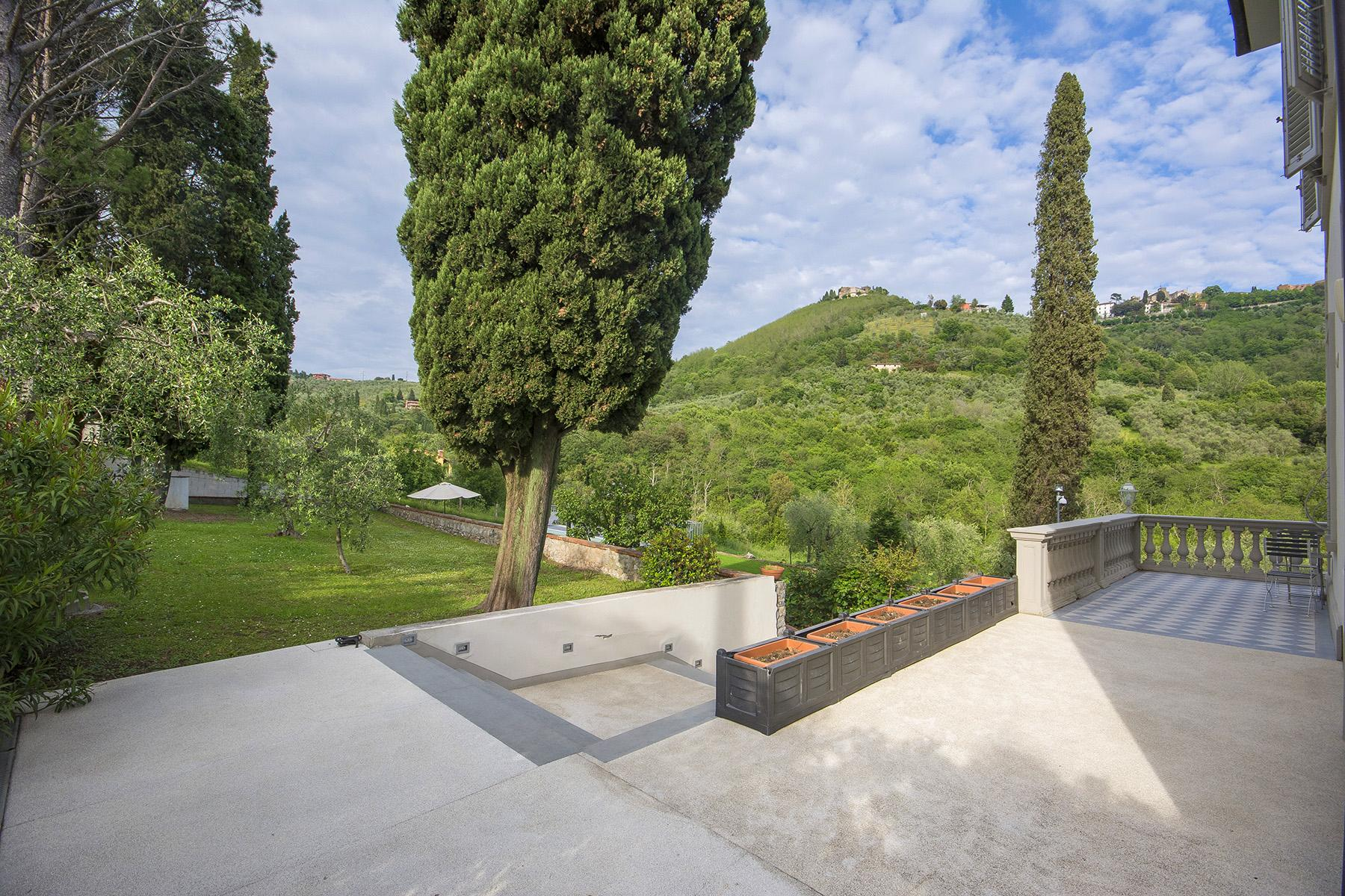 Montecatini Terme小镇优雅的新艺术风格的别墅 - 35
