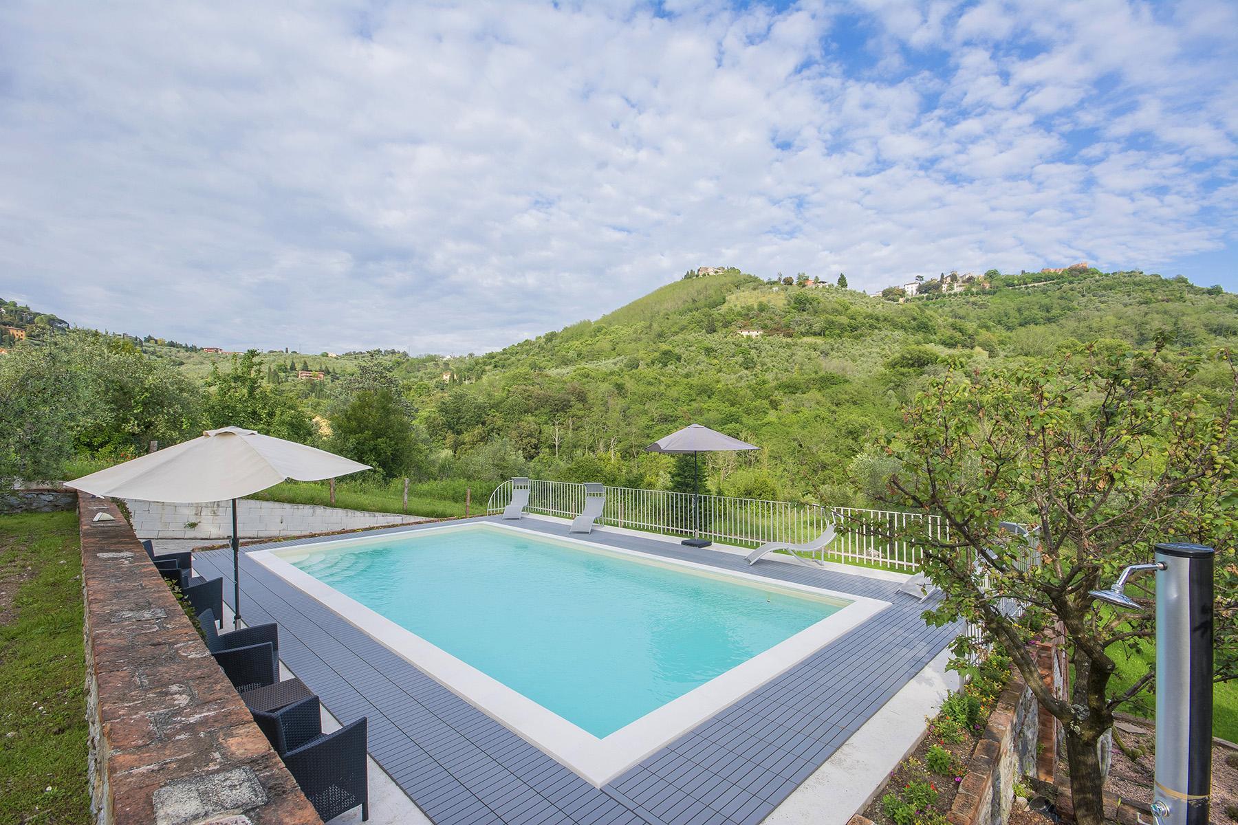Montecatini Terme小镇优雅的新艺术风格的别墅 - 13