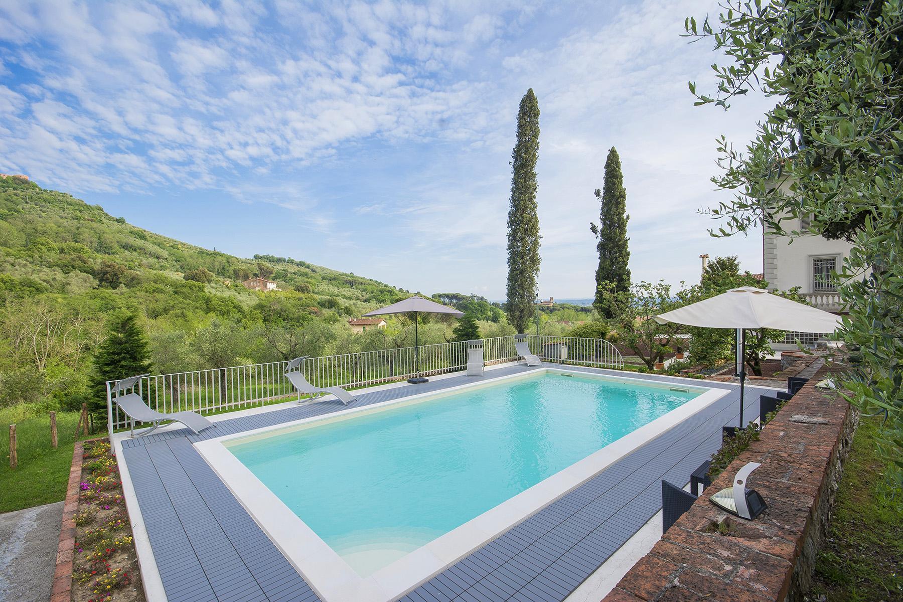 Montecatini Terme小镇优雅的新艺术风格的别墅 - 5