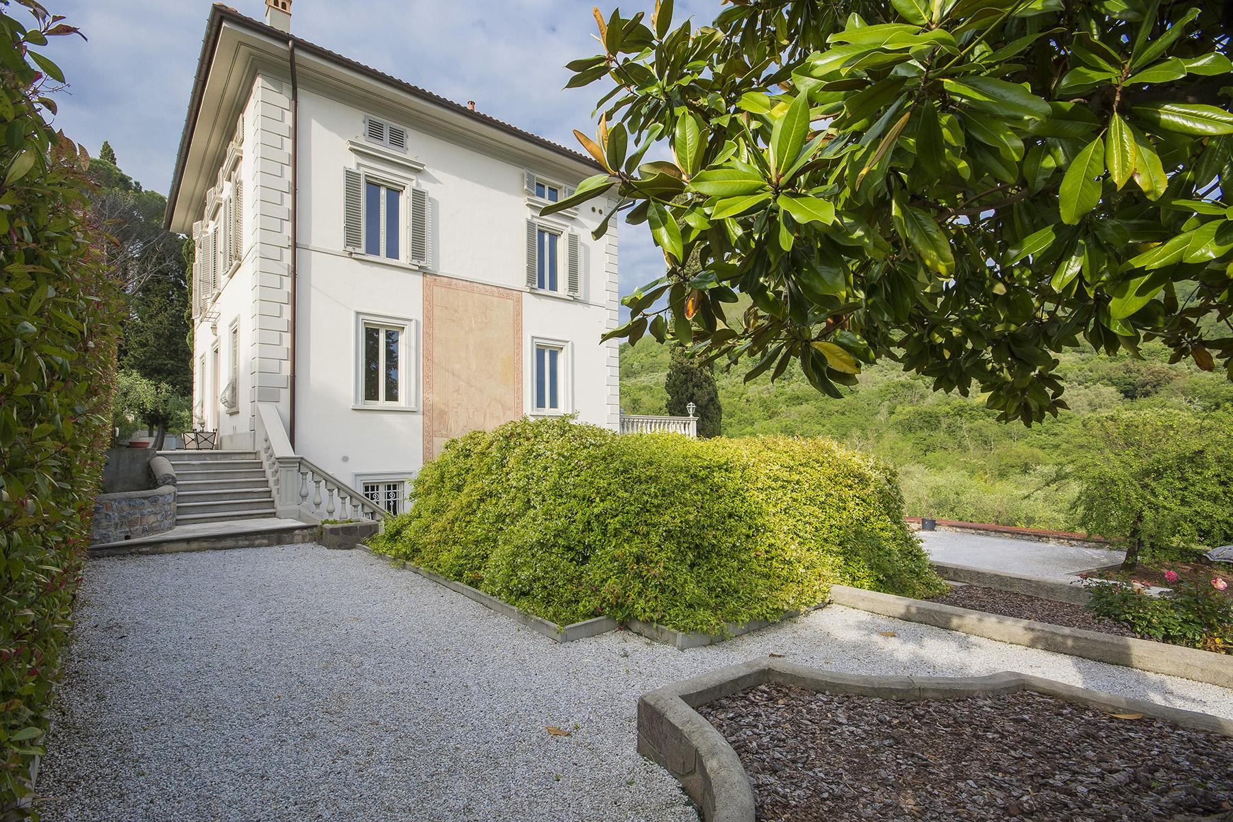 Elegante villa Liberty a Montecatini Terme. - 36