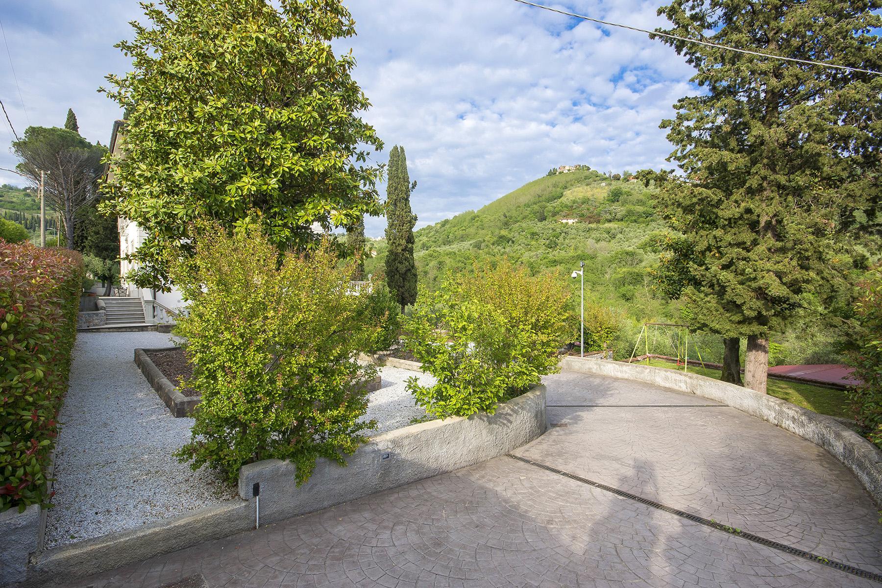 Montecatini Terme小镇优雅的新艺术风格的别墅 - 37