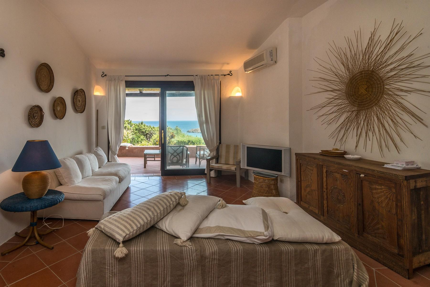 Porto Cervo Cala Granu Delightful Apartment a few steps from the beach - 7