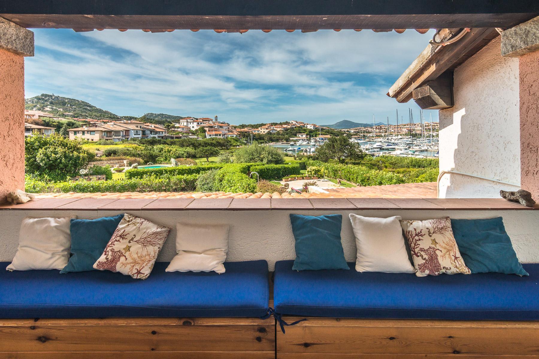 Porto Rotondo Marina  Elegant appartement - 1