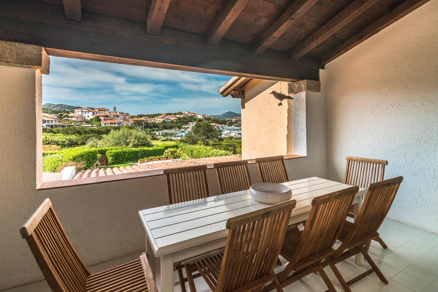 Porto Rotondo Marina  市中心优雅的公寓 - 7