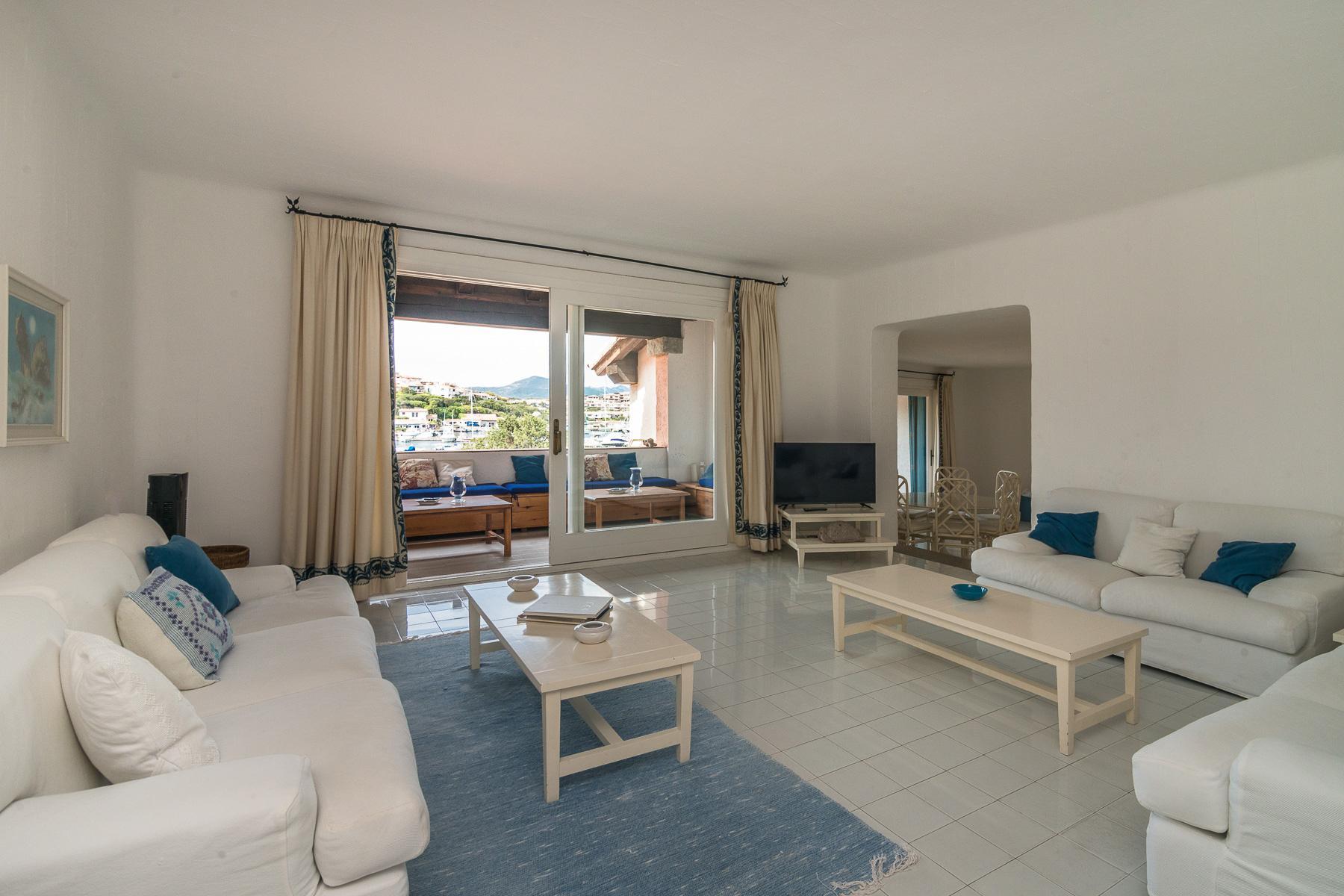 Porto Rotondo Marina  Elegant appartement - 5