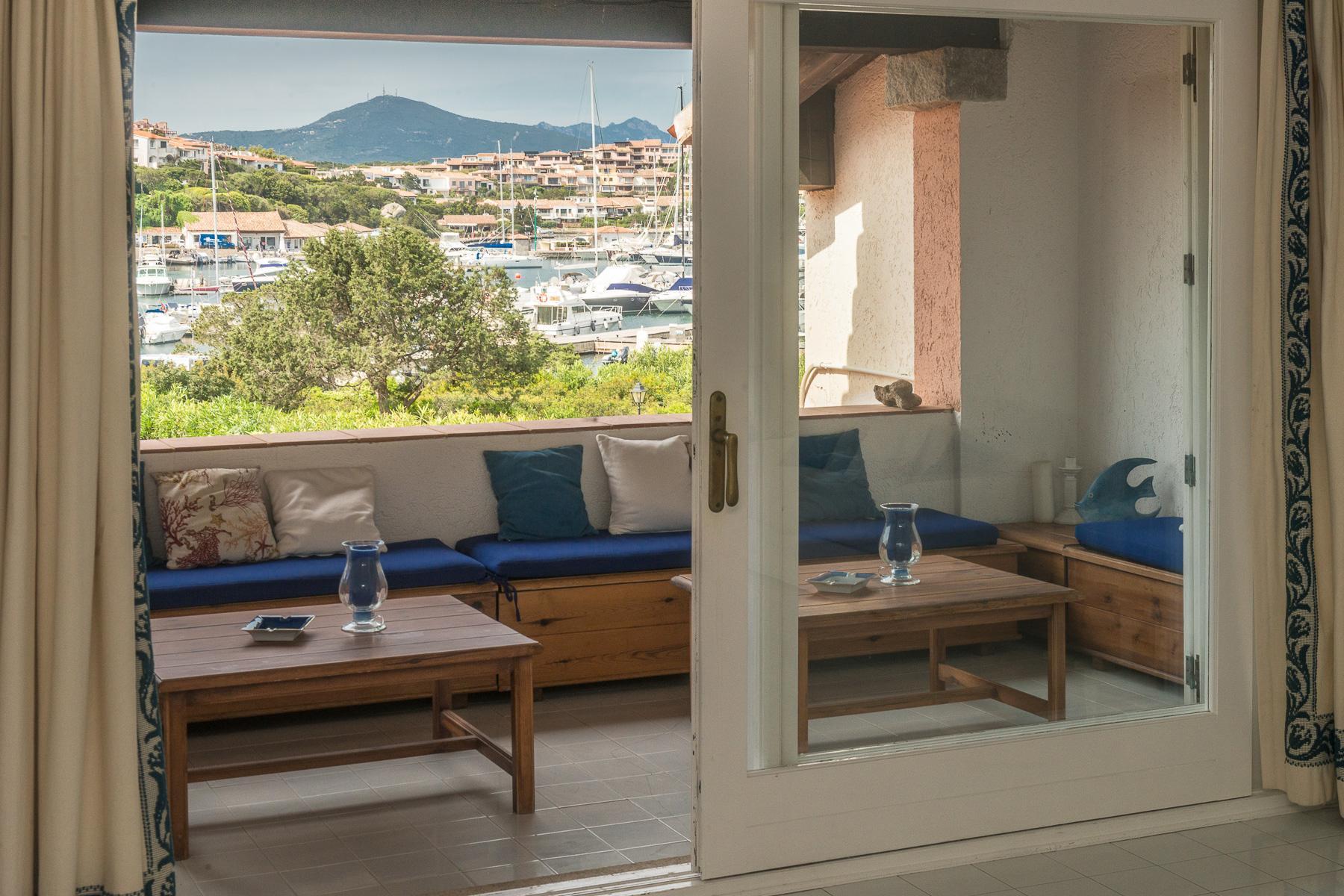 Porto Rotondo Marina  市中心优雅的公寓 - 2