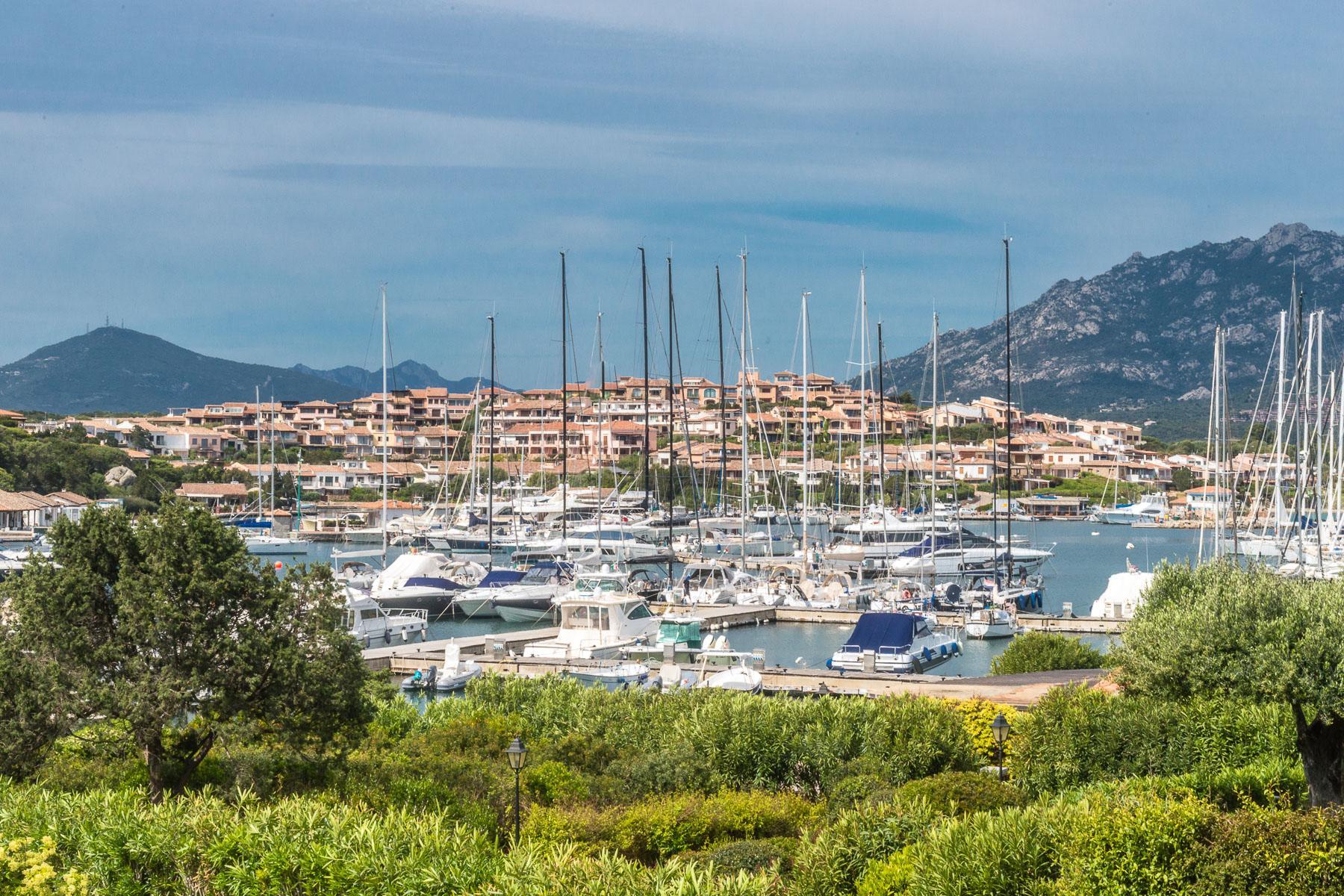 Porto Rotondo Marina  Elegante e centralissimo appartamento - 15