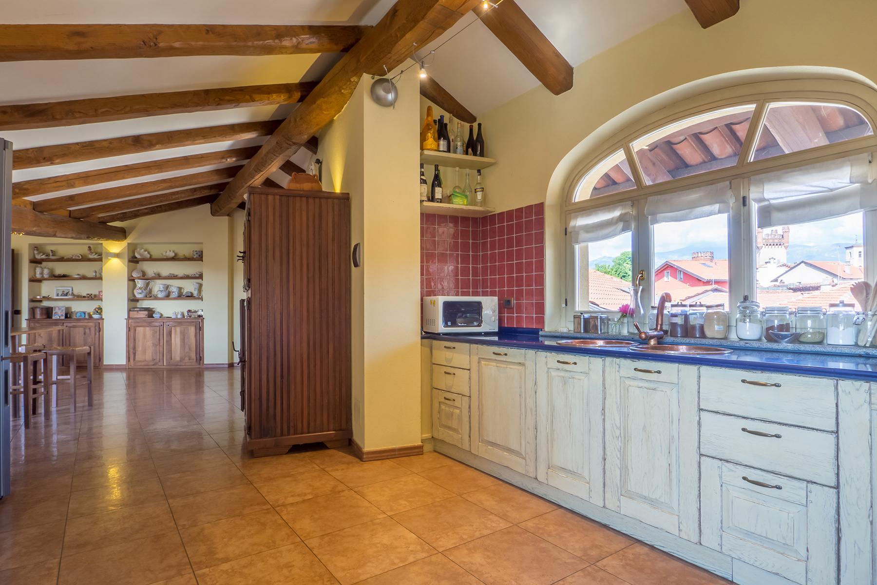 Elegant apartment in the Canavese region - 9