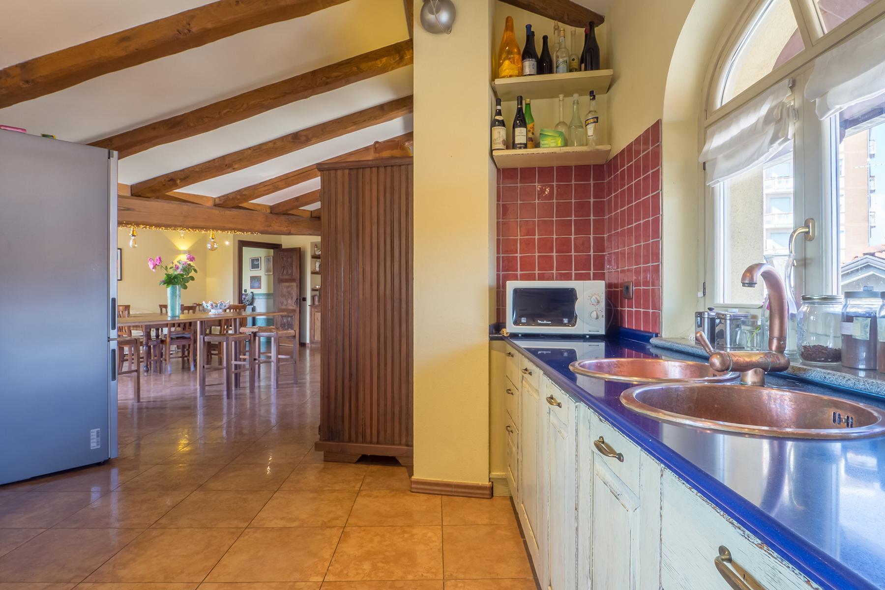 Elegant apartment in the Canavese region - 10