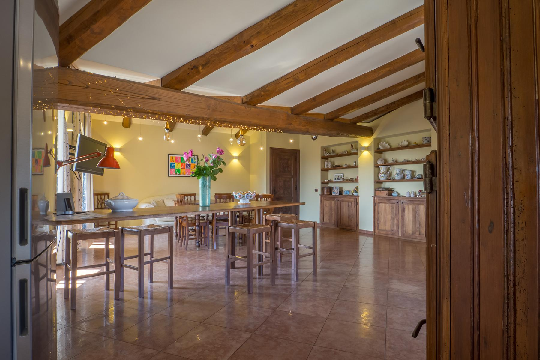 Elegant apartment in the Canavese region - 11