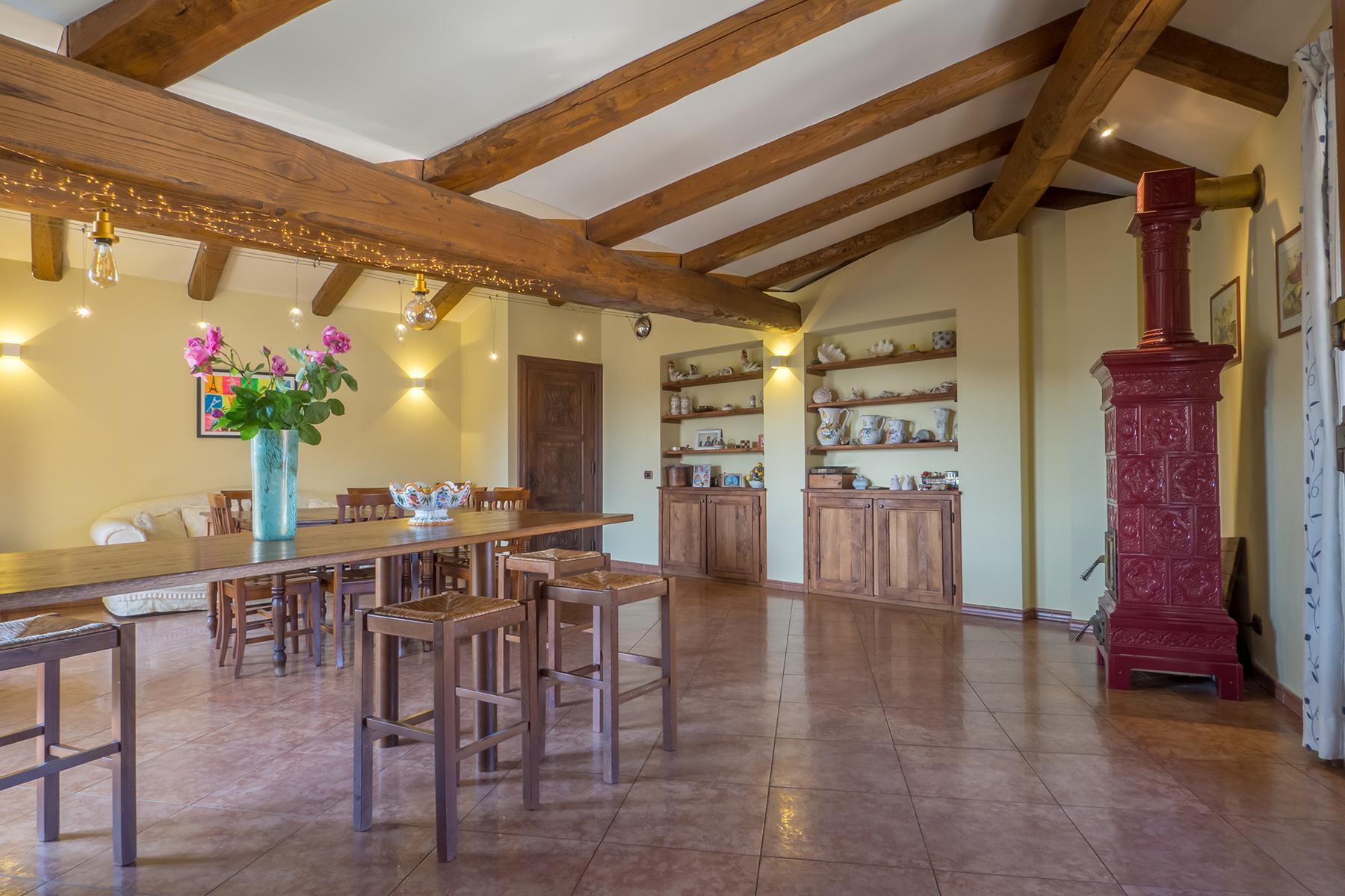 Elegant apartment in the Canavese region - 12