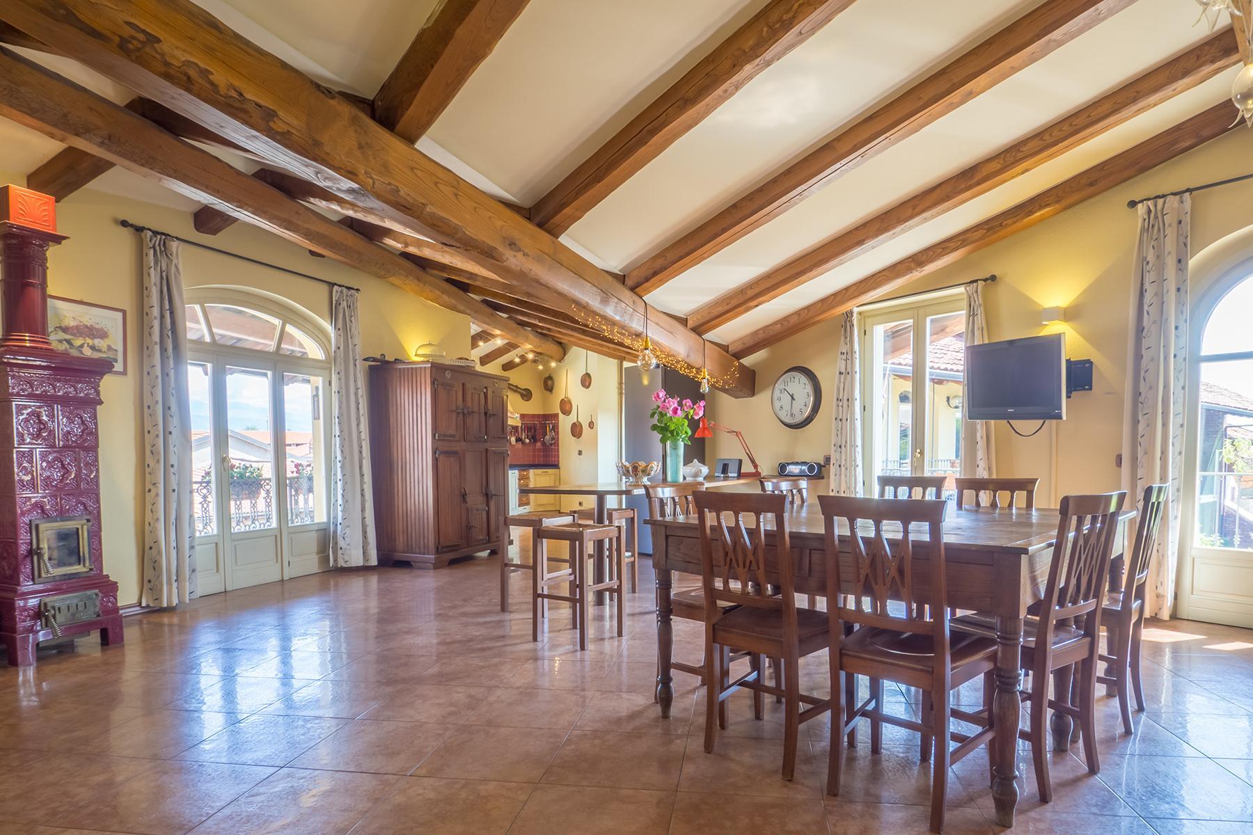 Elegant apartment in the Canavese region - 14