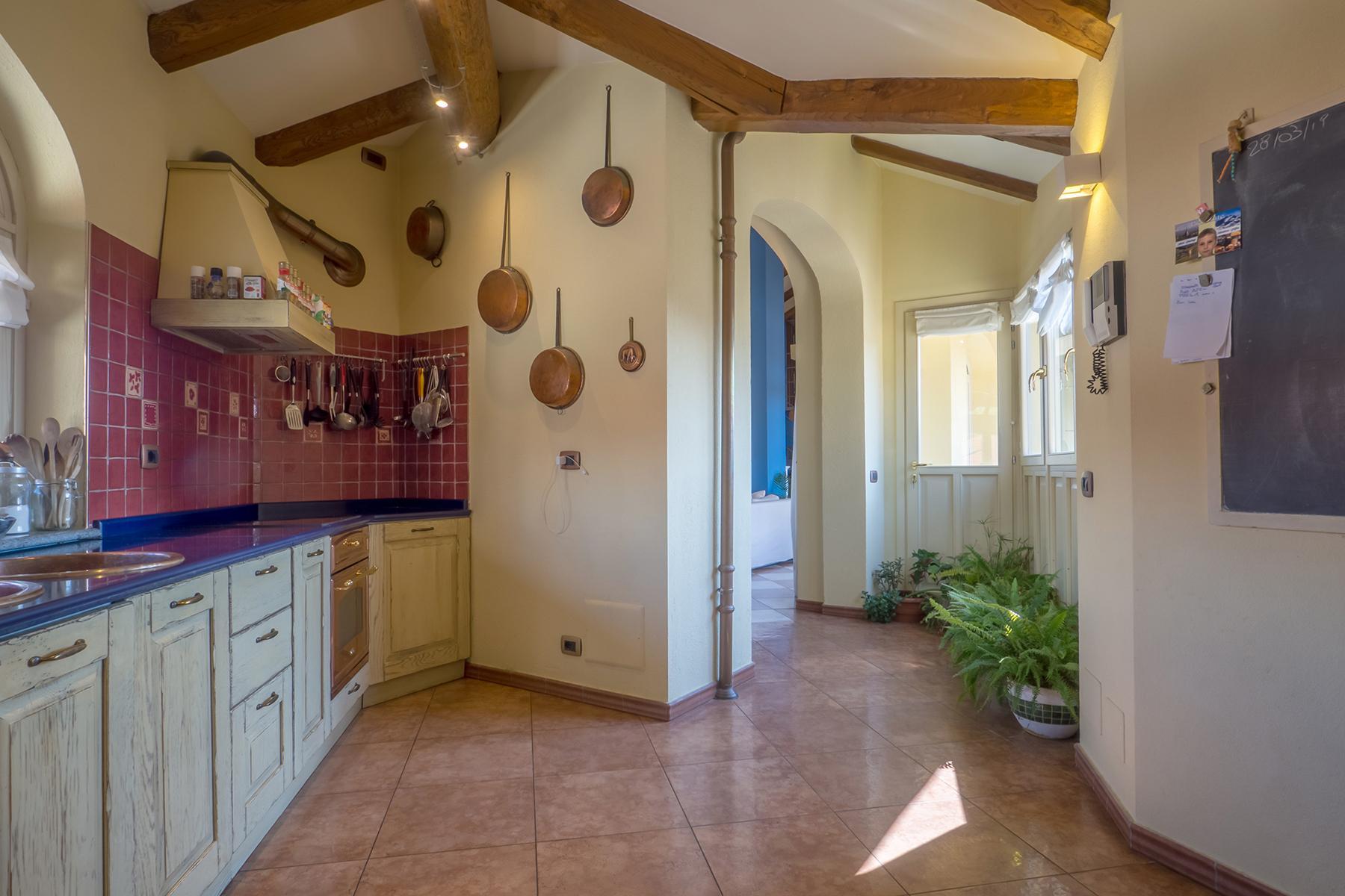 Elegant apartment in the Canavese region - 15